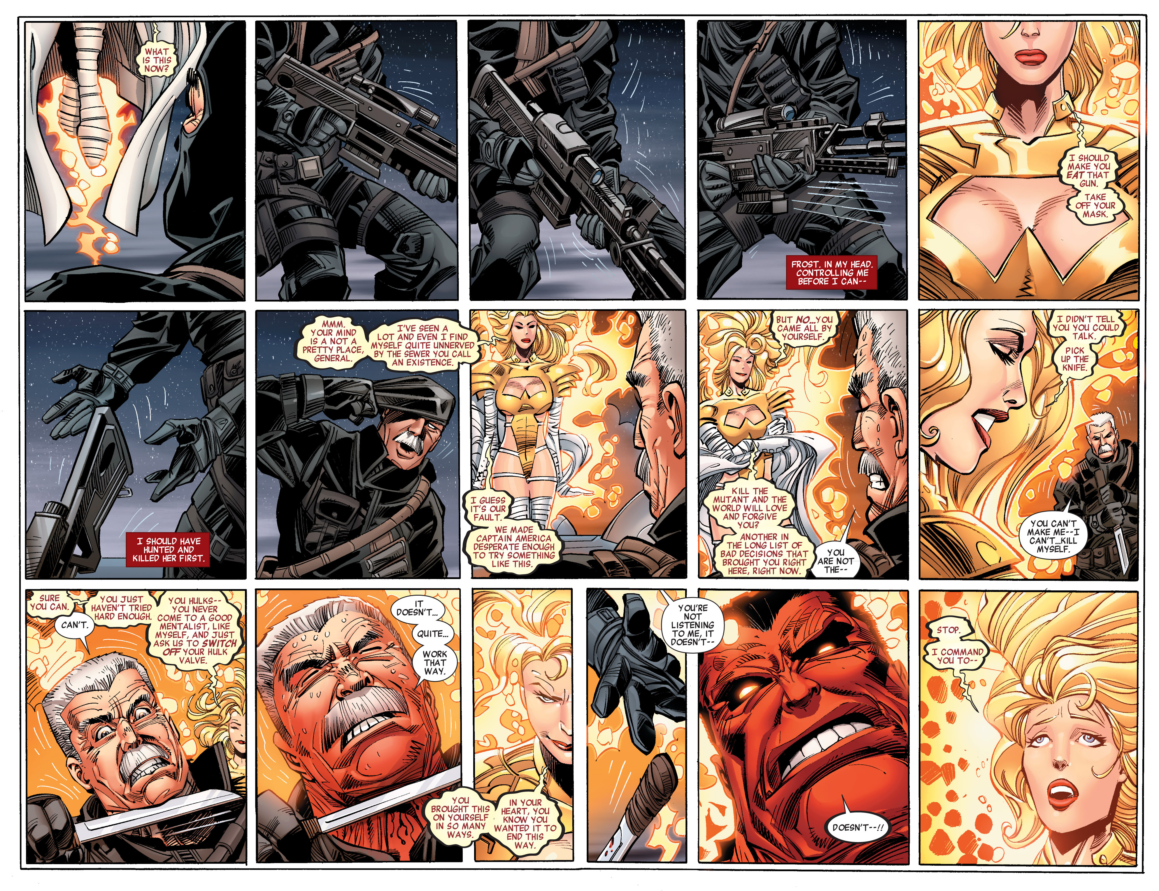 Read online Avengers (2010) comic -  Issue #28 - 11