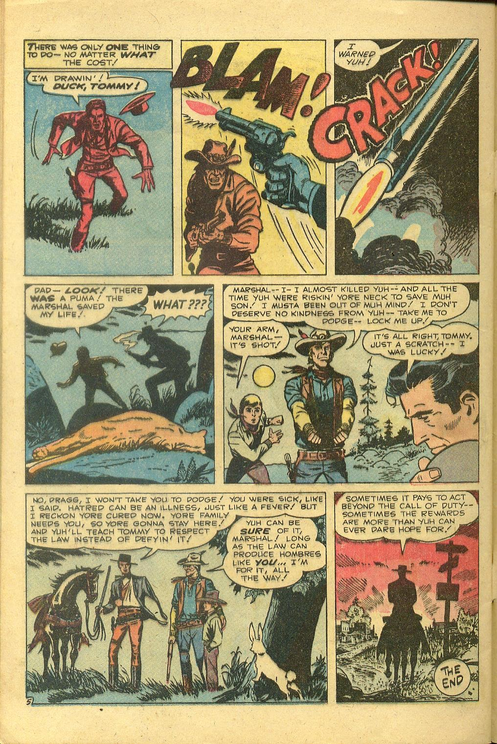 Gunsmoke Western issue 58 - Page 32