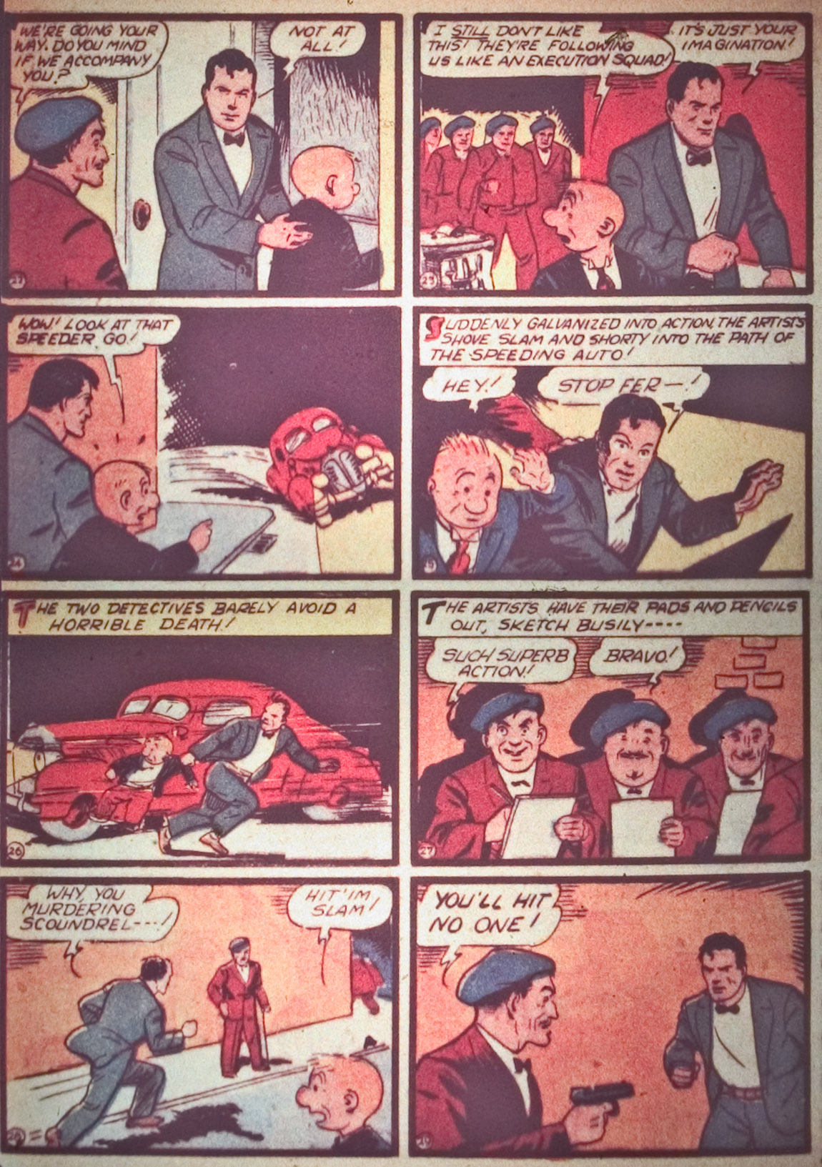 Read online Detective Comics (1937) comic -  Issue #26 - 6