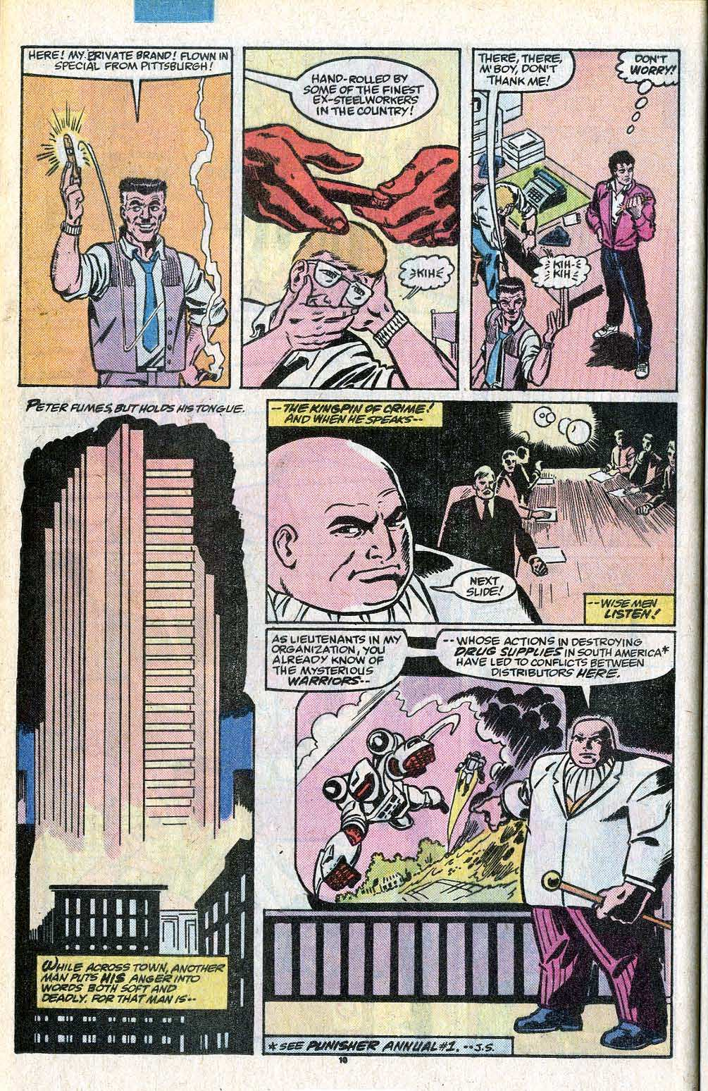 The Amazing Spider-Man (1963) _Annual_22 Page 11