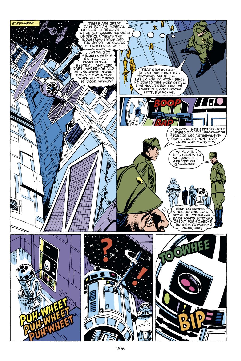 Read online Star Wars Omnibus comic -  Issue # Vol. 18 - 193