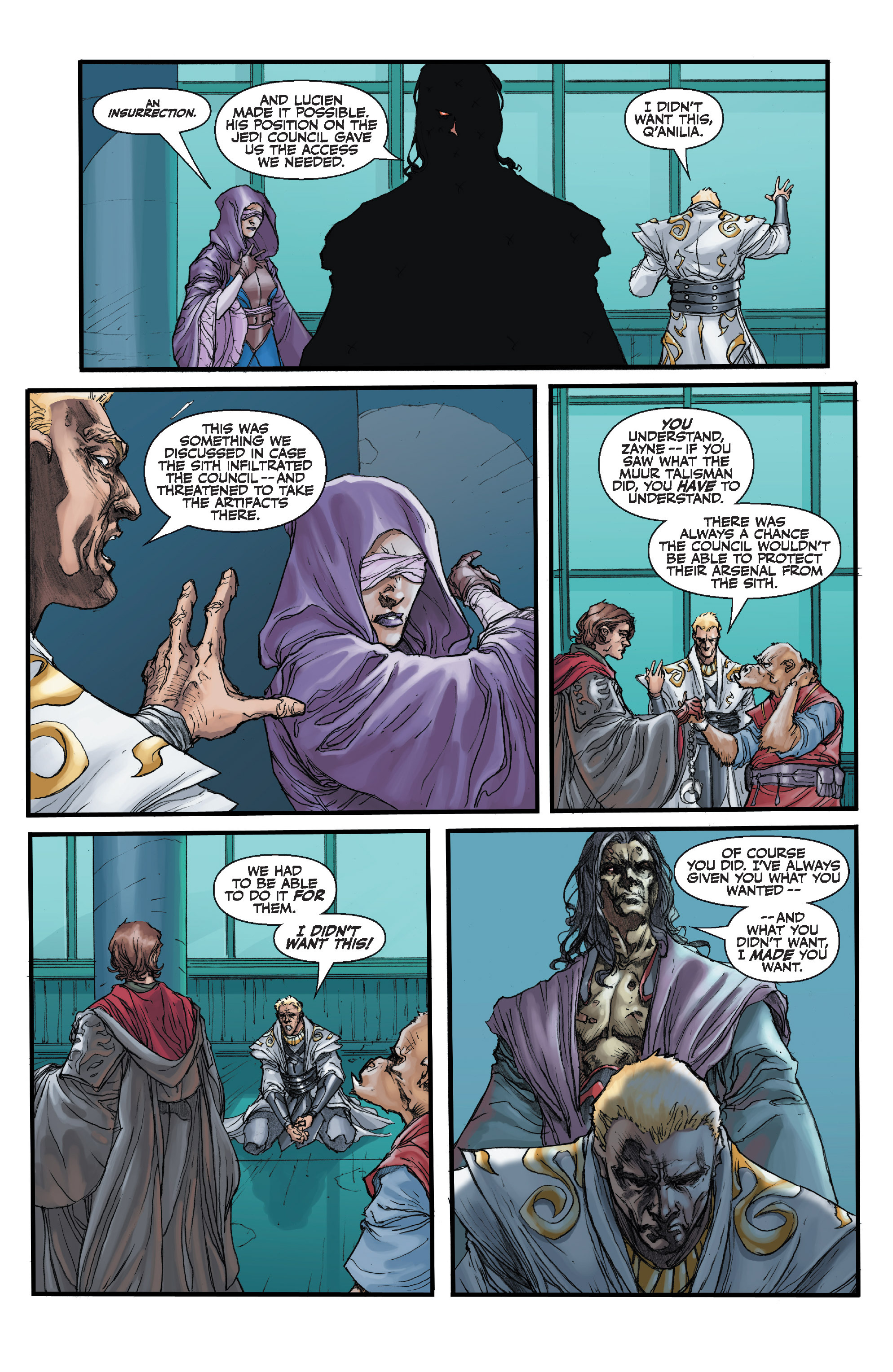 Read online Star Wars Omnibus comic -  Issue # Vol. 32 - 320
