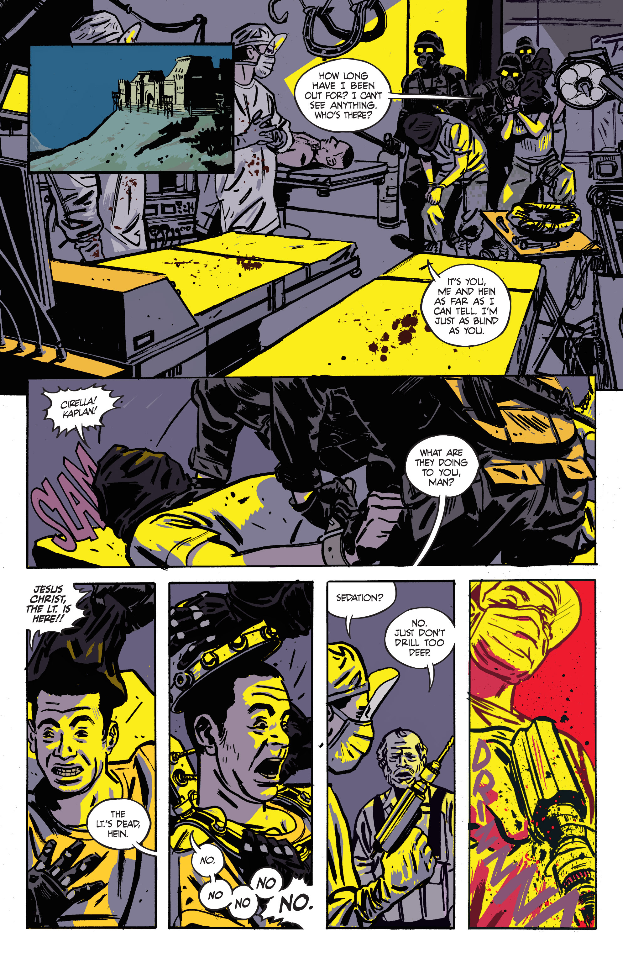 Read online Graveyard of Empires comic -  Issue # TPB - 107