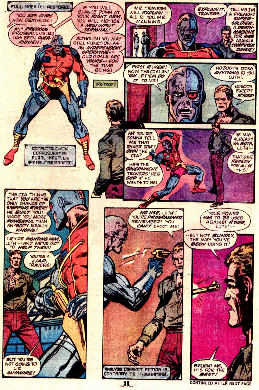 Read online Astonishing Tales (1970) comic -  Issue #34 - 8