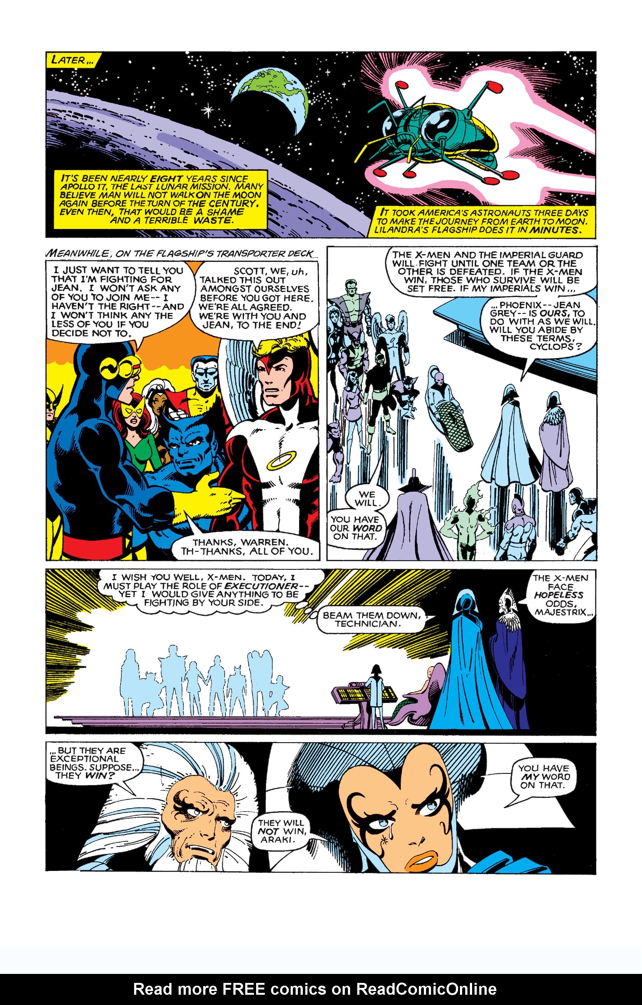 Uncanny X-Men (1963) 137 Page 11