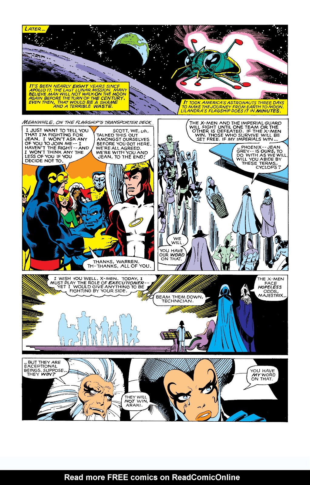 Uncanny X-Men (1963) issue 137 - Page 12