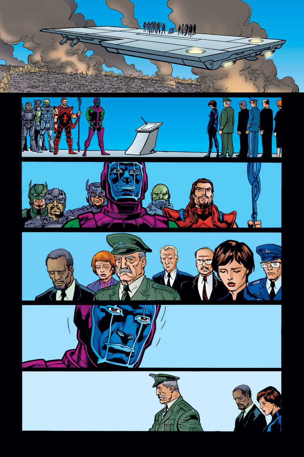 Read online Avengers (1998) comic -  Issue #49 - 22