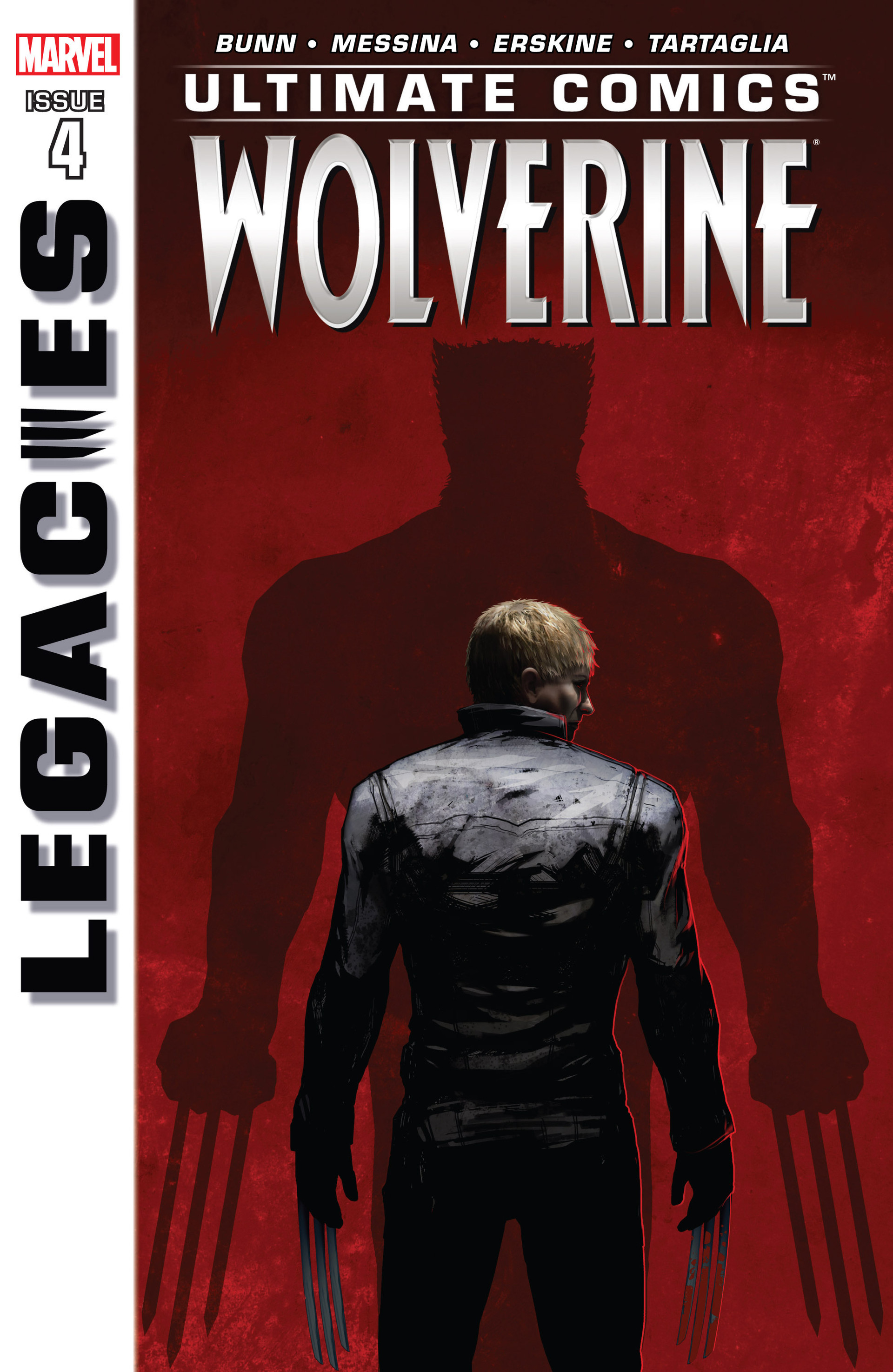 Read online Ultimate Comics Wolverine comic -  Issue #4 - 1