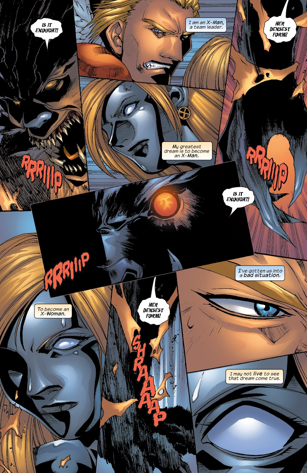 Read online X-Men: Unstoppable comic -  Issue # TPB (Part 3) - 26