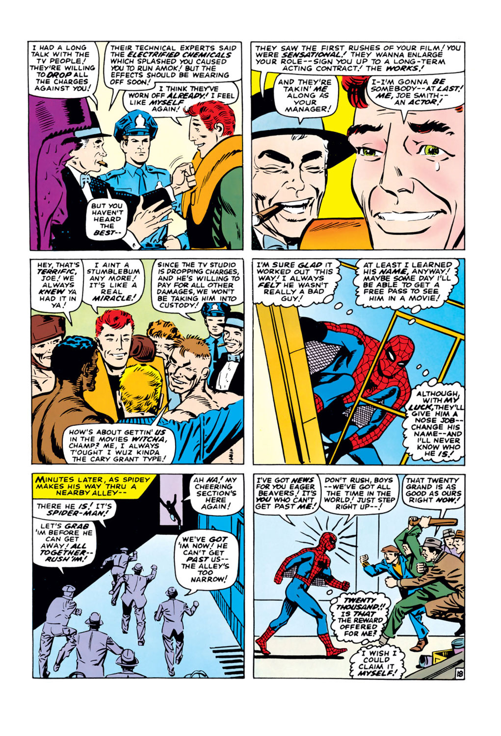 The Amazing Spider-Man (1963) 38 Page 18