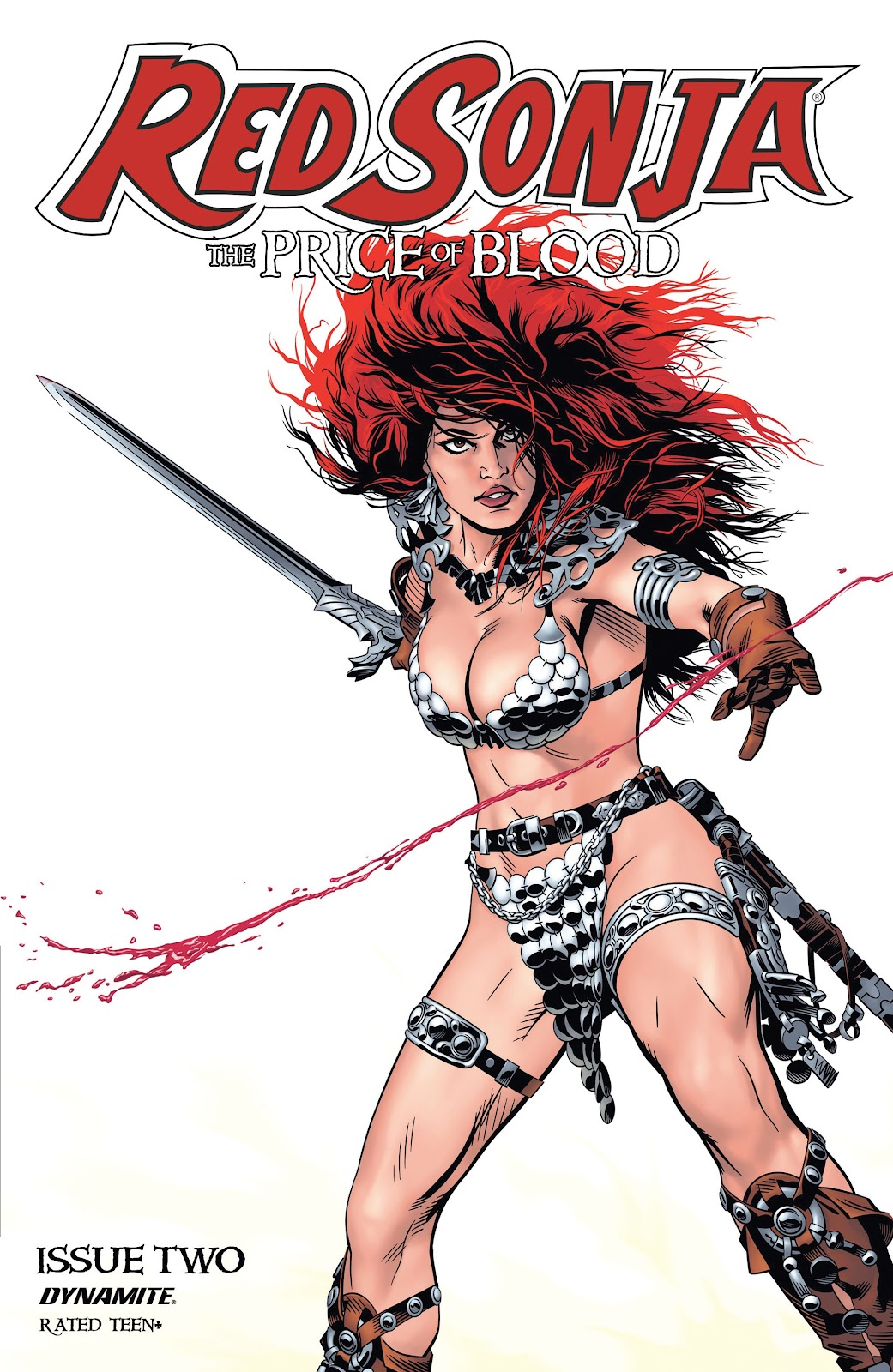 Red Sonja: The Price of Blood issue 2 - Page 2