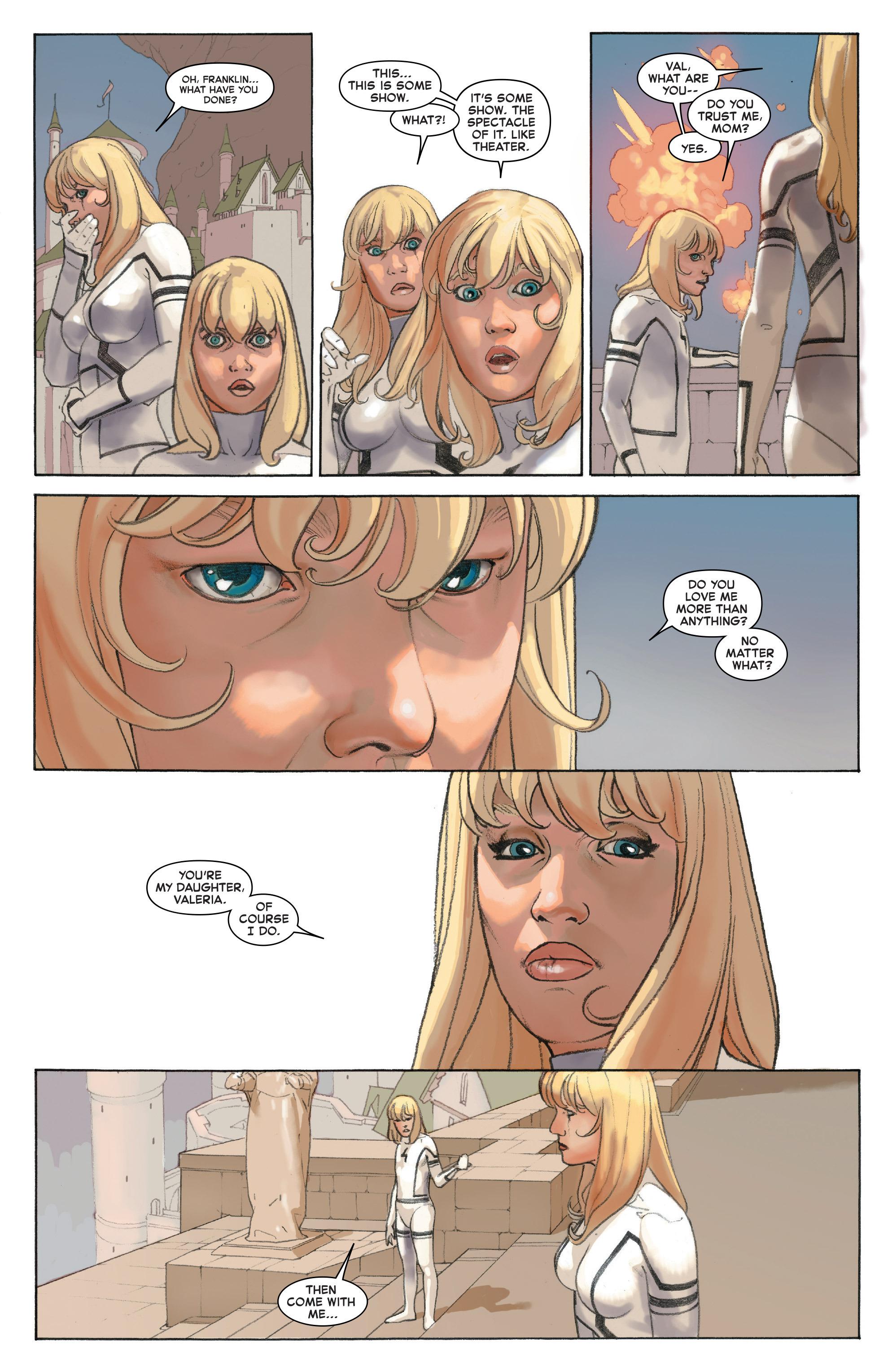 Read online Secret Wars comic -  Issue #8 - 14