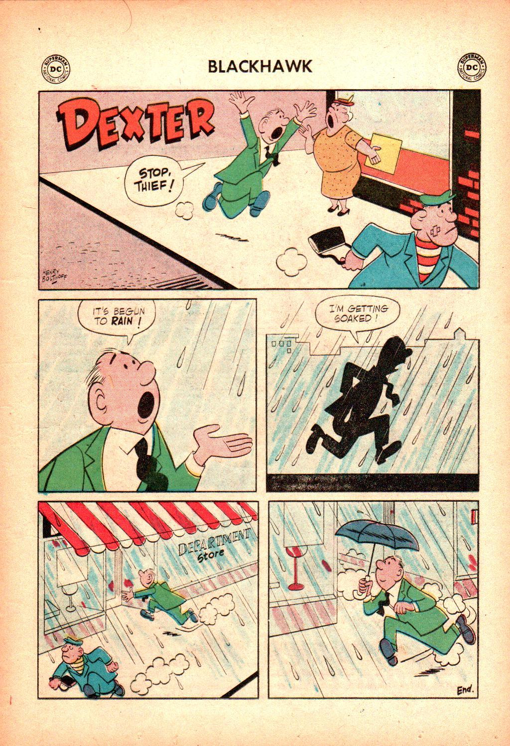 Blackhawk (1957) Issue #128 #21 - English 13