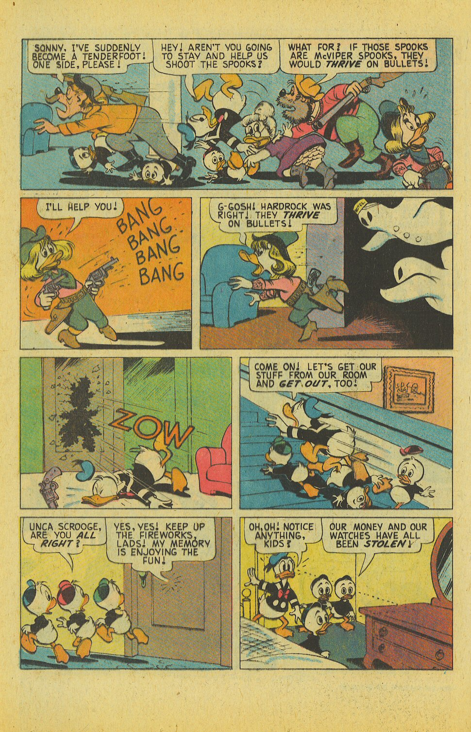 Read online Uncle Scrooge (1953) comic -  Issue #122 - 16