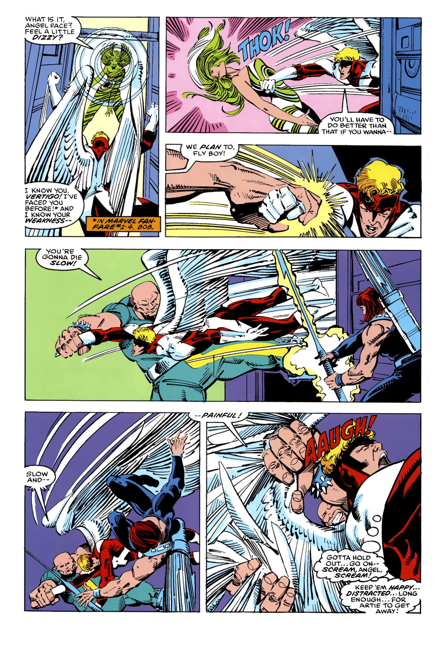 Read online X-Factor (1986) comic -  Issue #10 - 24