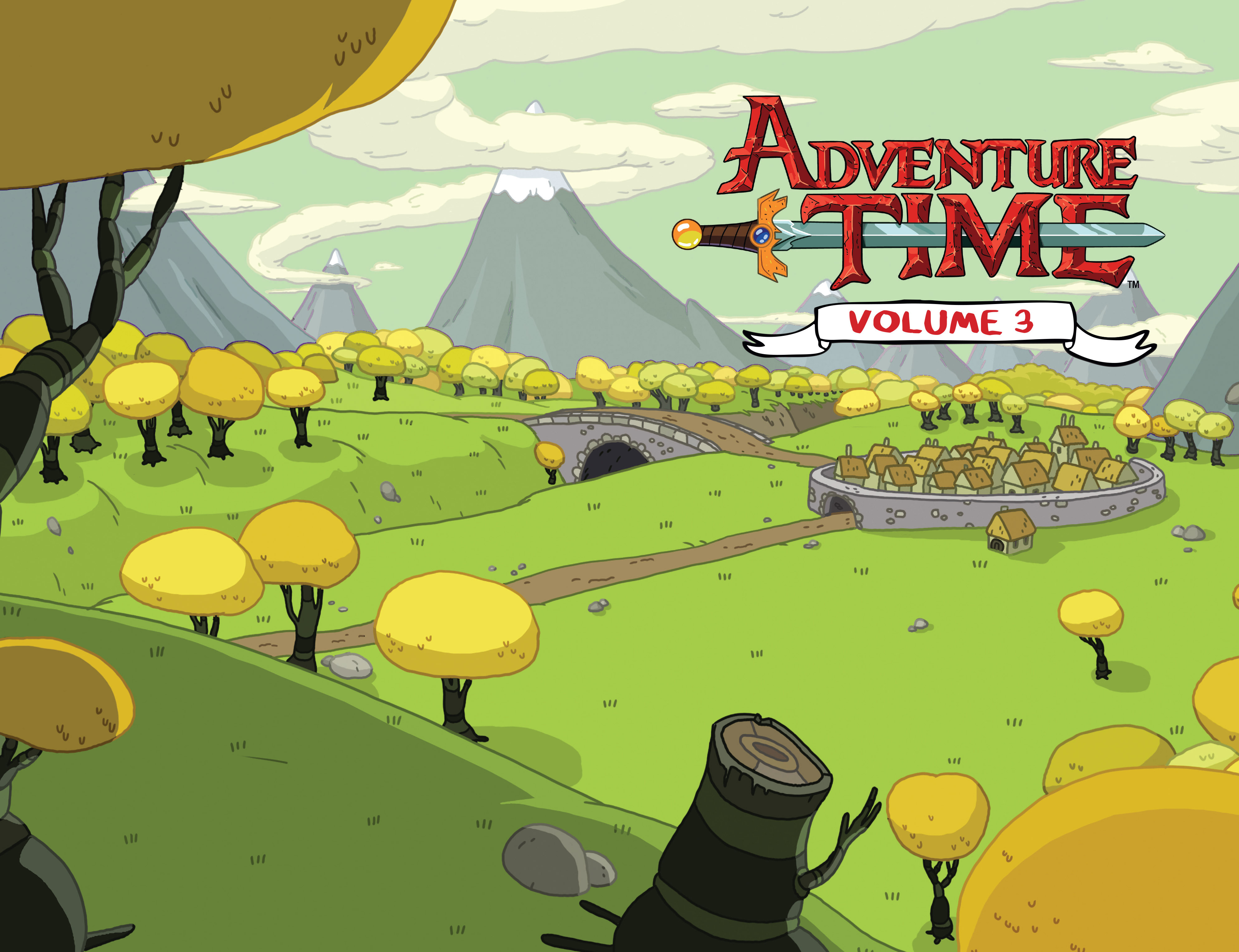 Read online Adventure Time comic -  Issue #Adventure Time _TPB 3 - 3