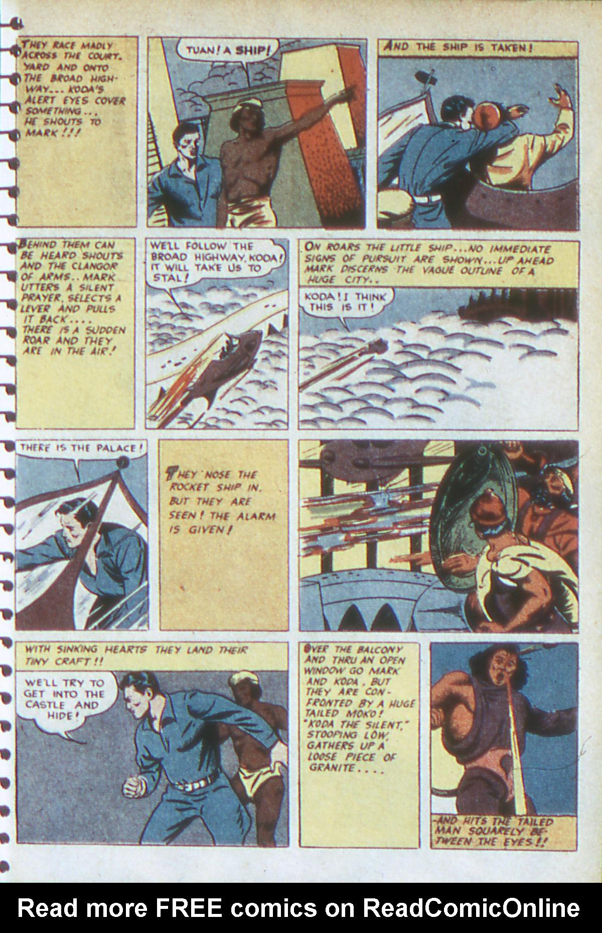 Read online Adventure Comics (1938) comic -  Issue #54 - 24