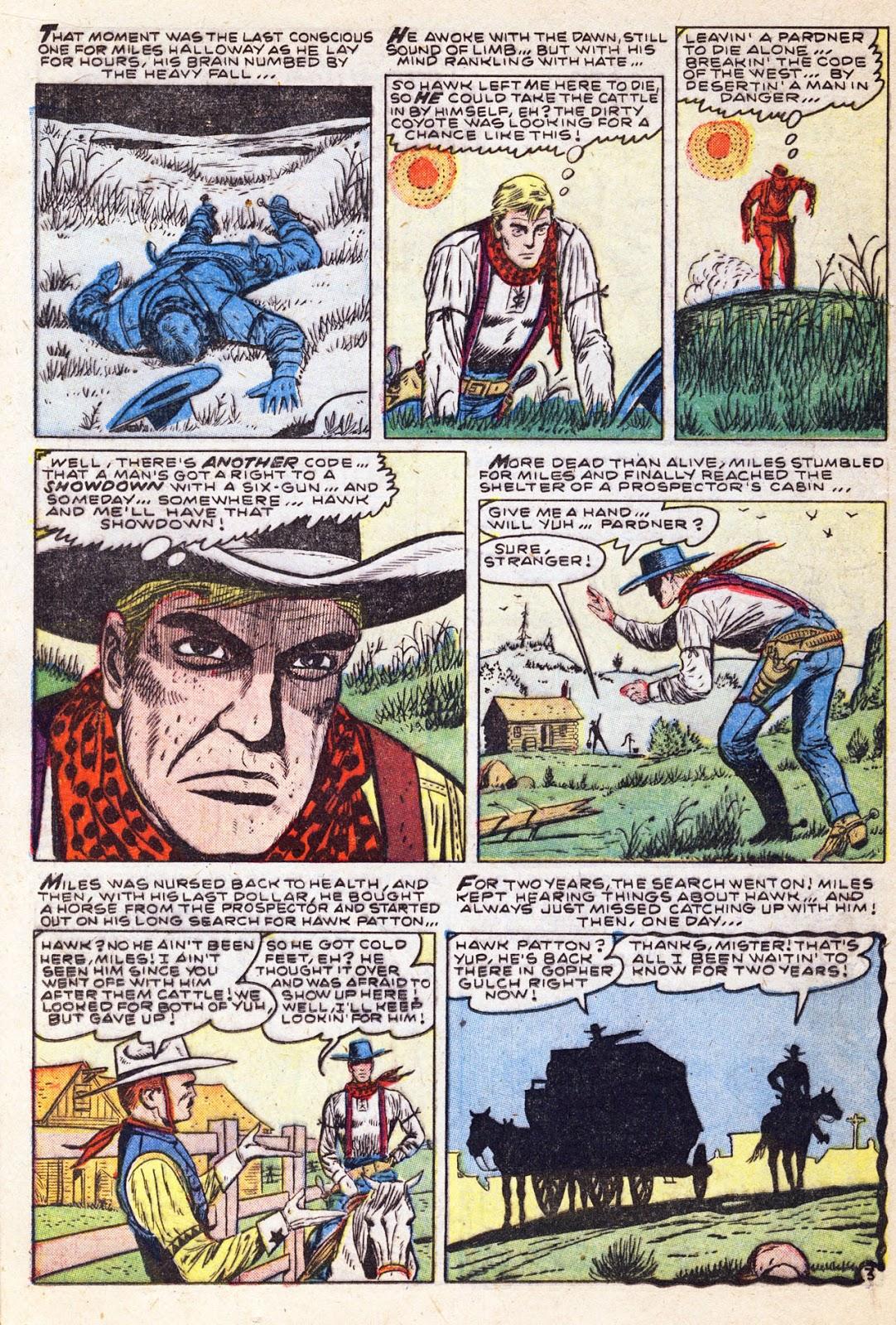 Gunsmoke Western issue 38 - Page 25