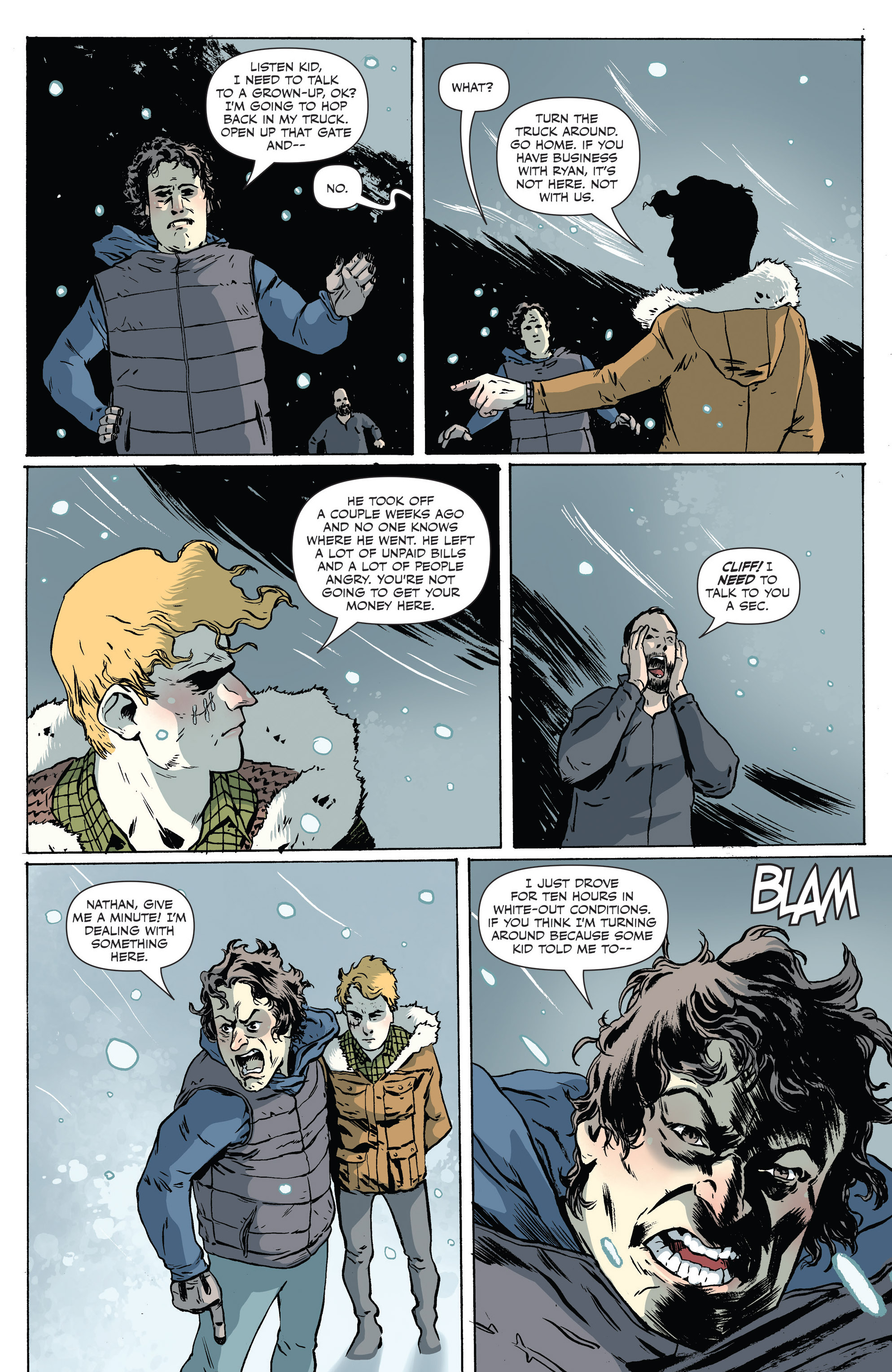 Read online Sheltered comic -  Issue #6 - 18