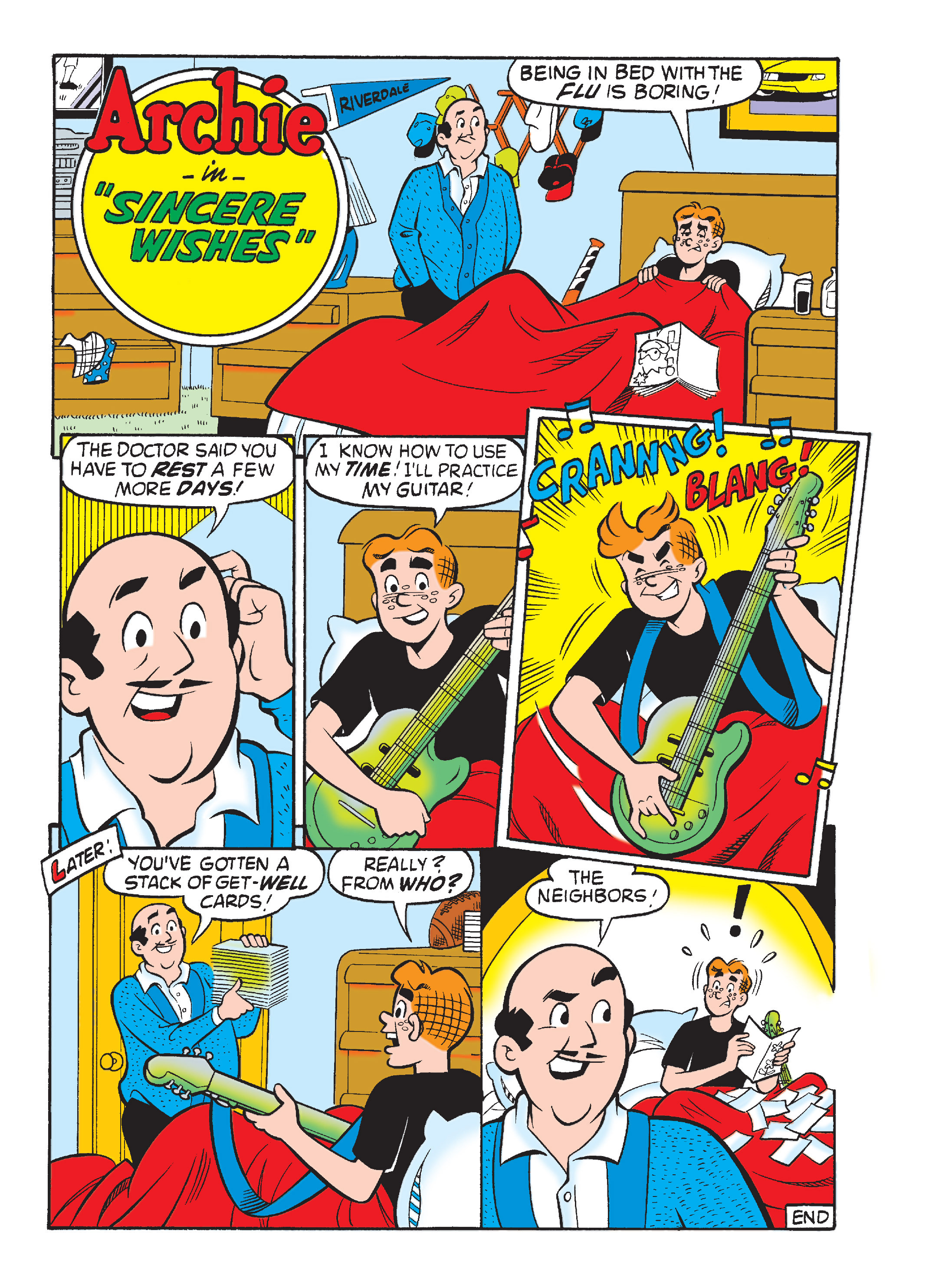 Read online World of Archie Double Digest comic -  Issue #55 - 222