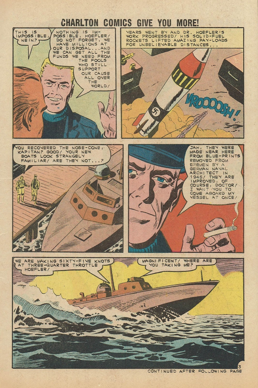 Read online Fightin' Navy comic -  Issue #104 - 5