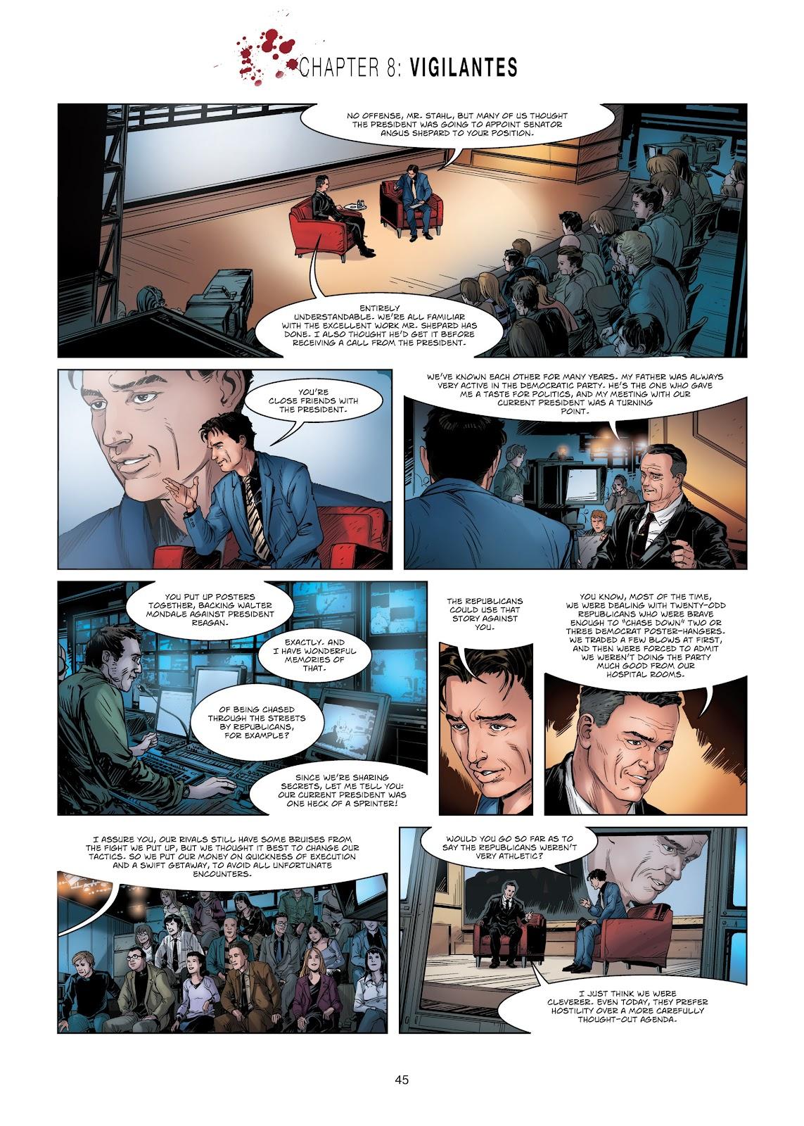 Read online Vigilantes comic -  Issue #1 - 45