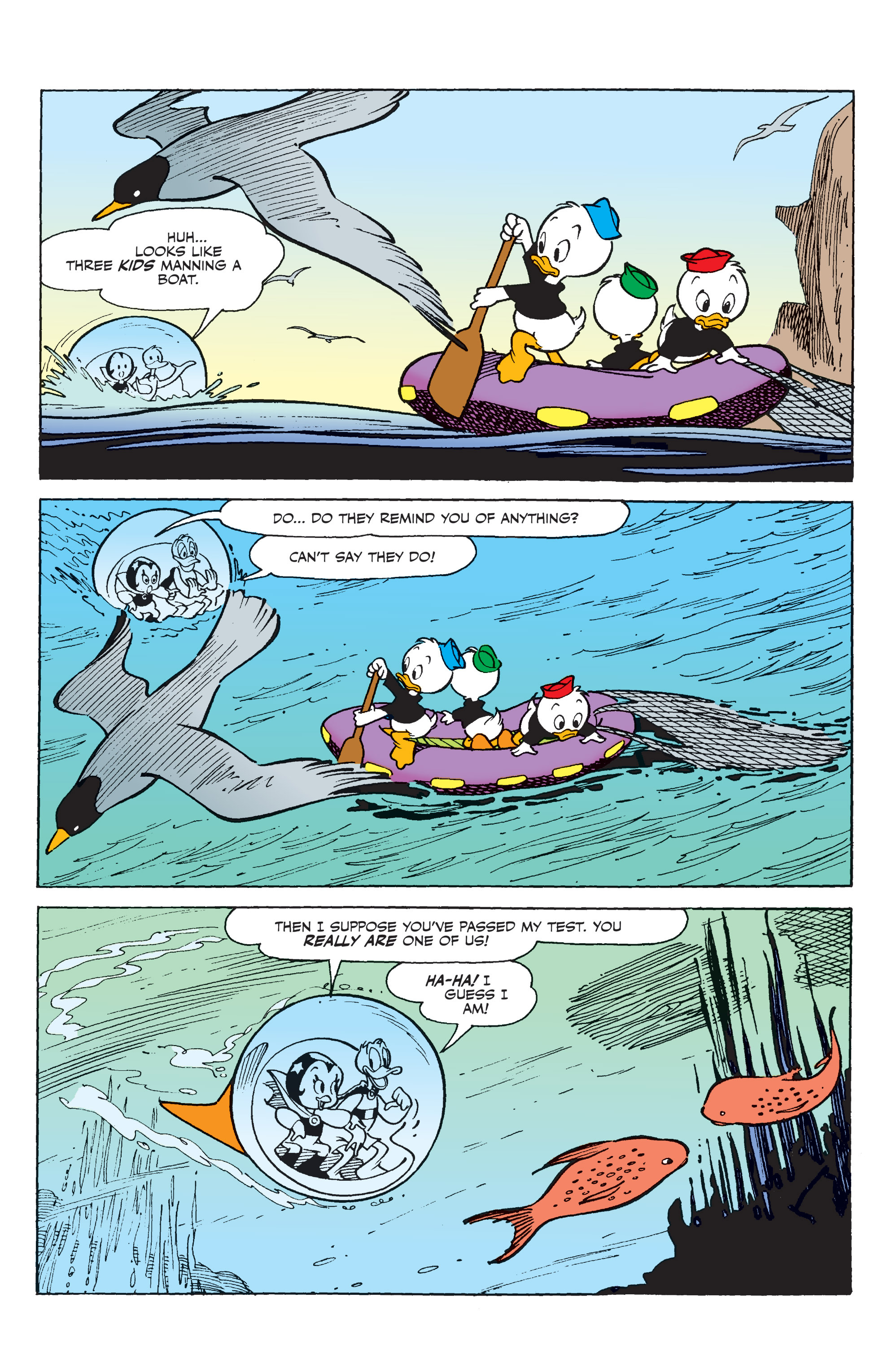 Read online Donald Duck (2015) comic -  Issue #19 - 24
