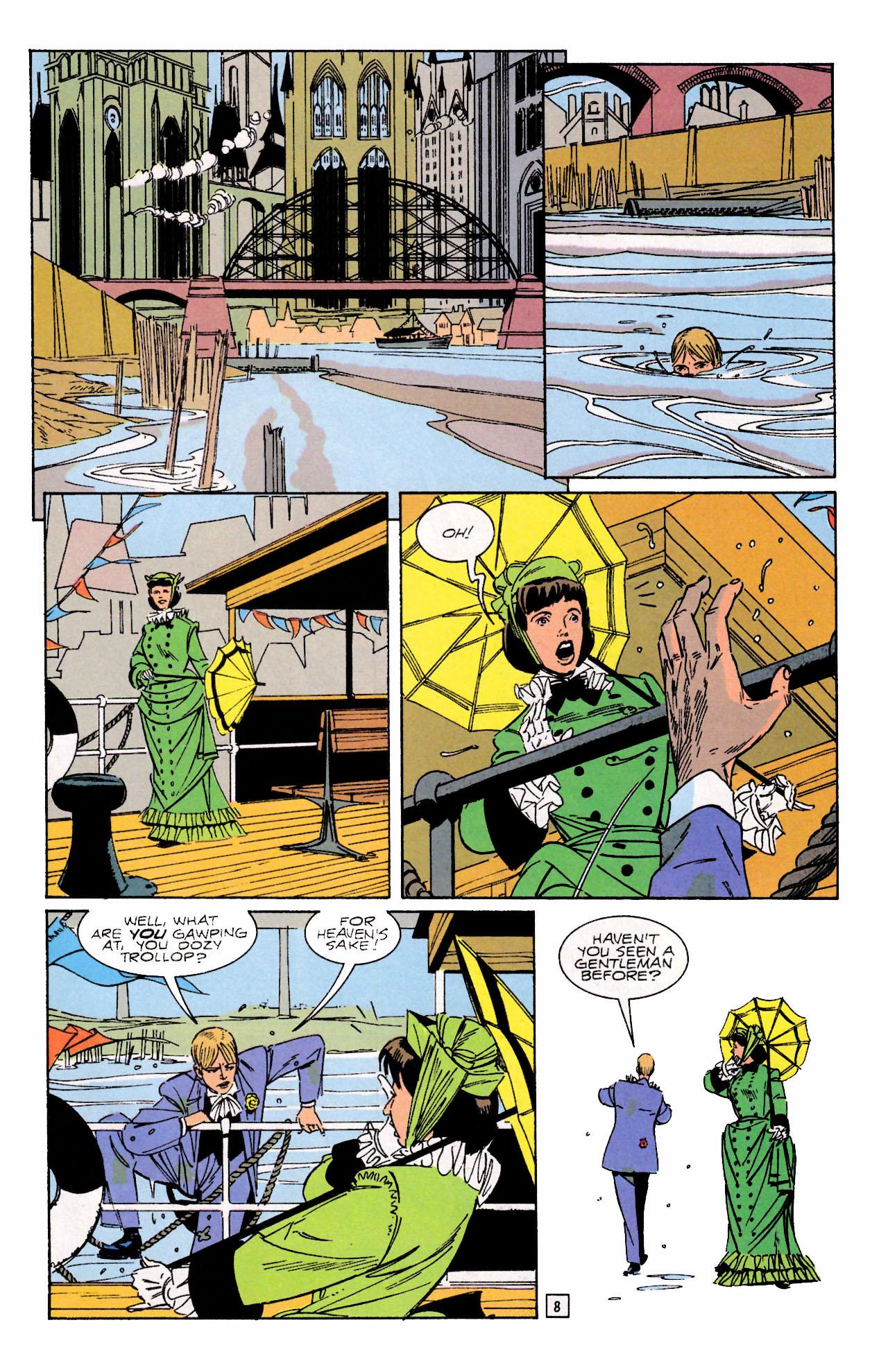 Read online Sebastian O comic -  Issue #2 - 11