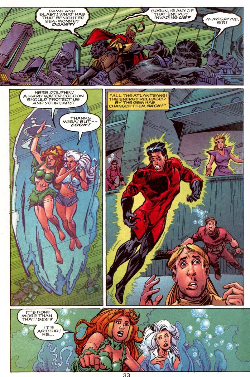 Read online Aquaman (1994) comic -  Issue #Aquaman (1994) _Annual 5 - 34
