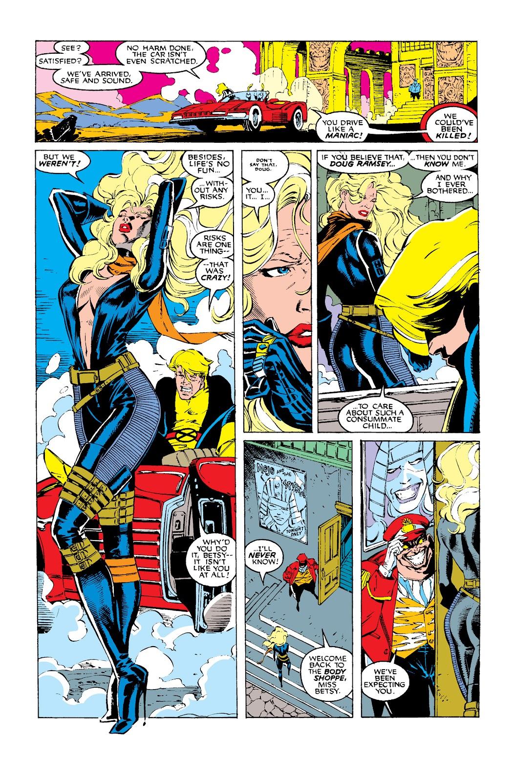 Uncanny X-Men (1963) issue 256 - Page 11