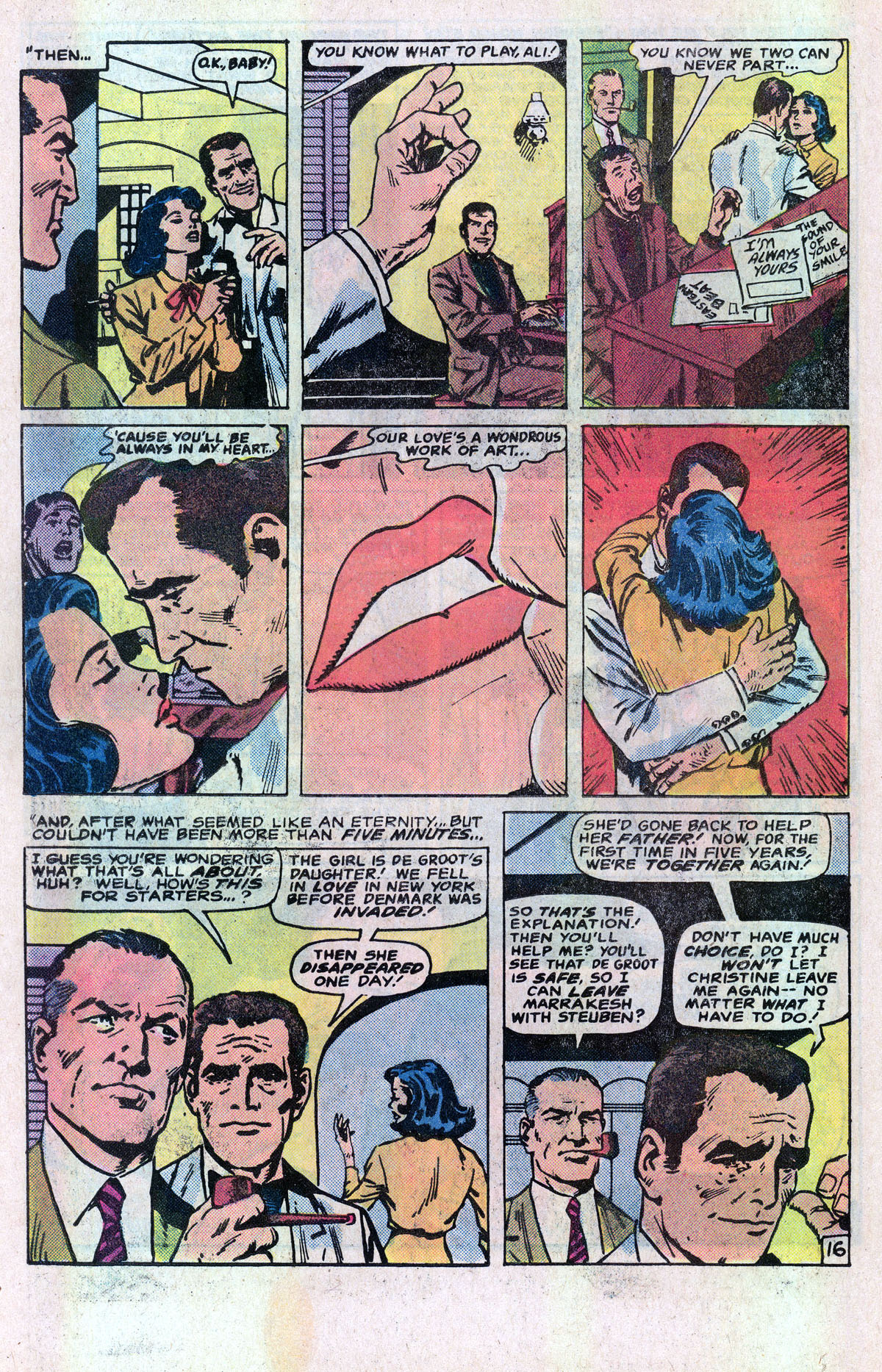 Read online Sgt. Fury comic -  Issue #166 - 25