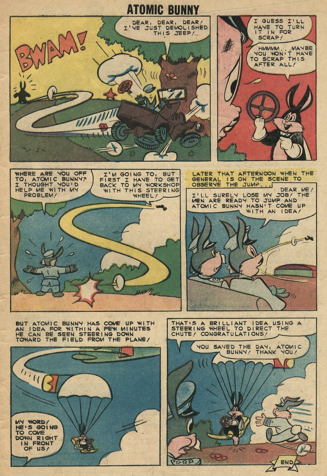 Atomic Bunny issue 18 - Page 33