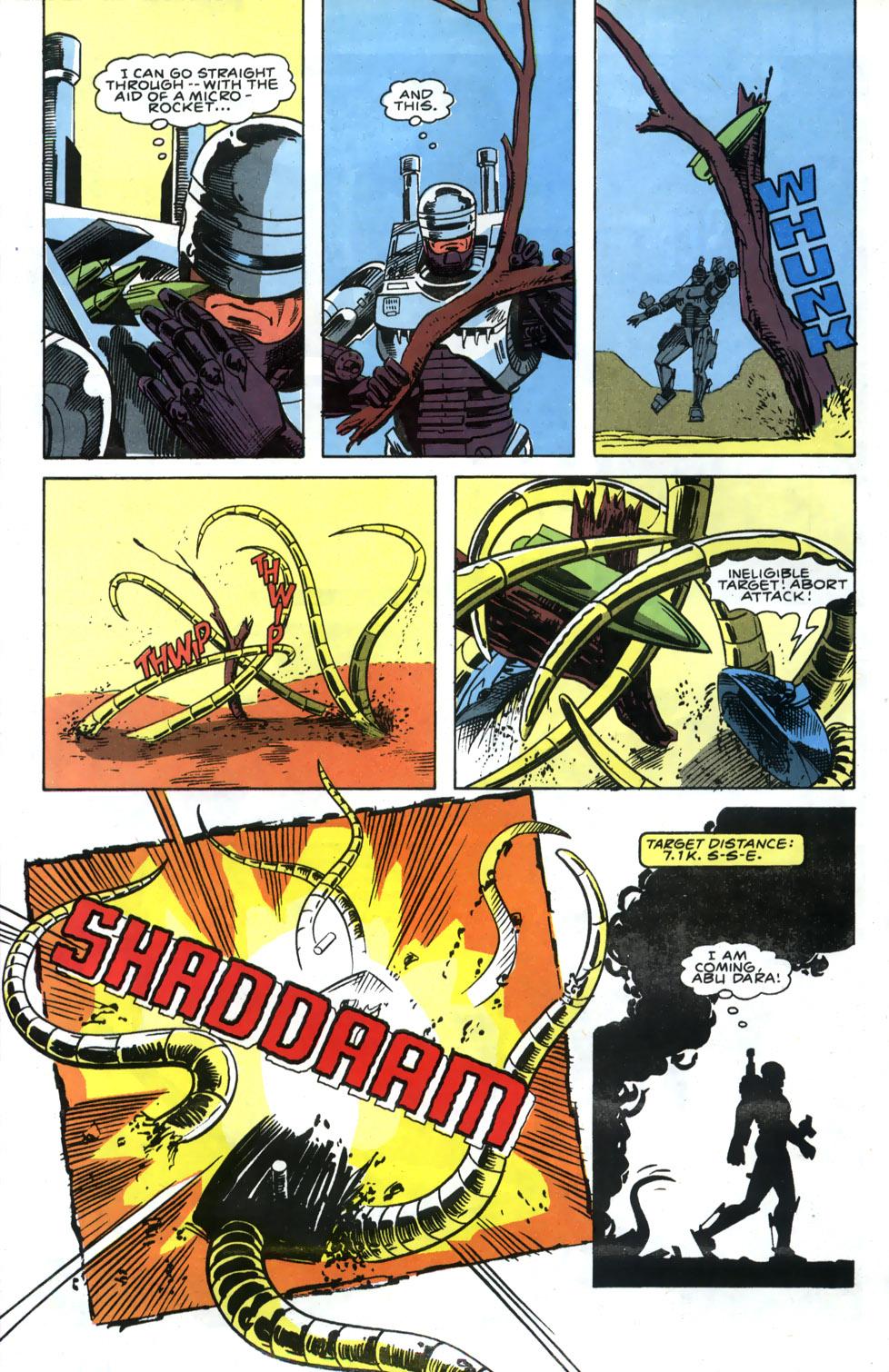 Read online Robocop (1990) comic -  Issue #5 - 18