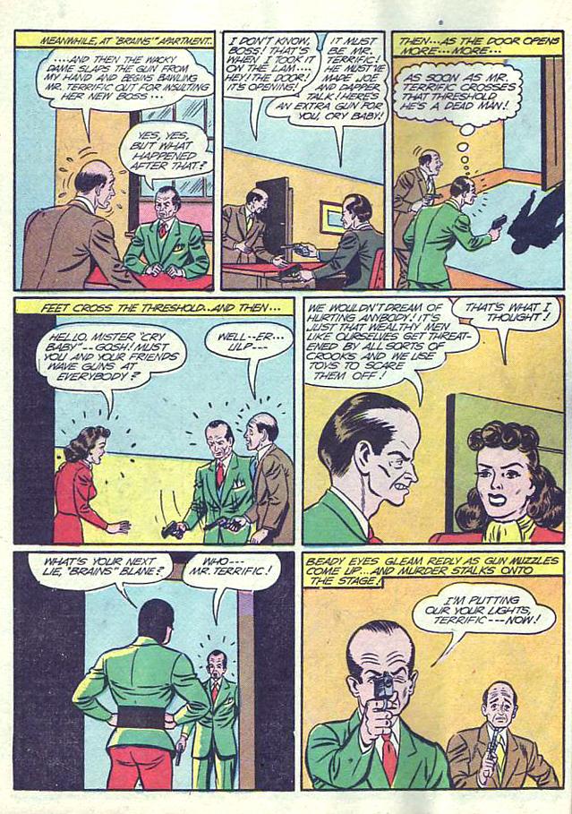 Read online Sensation (Mystery) Comics comic -  Issue #19 - 38