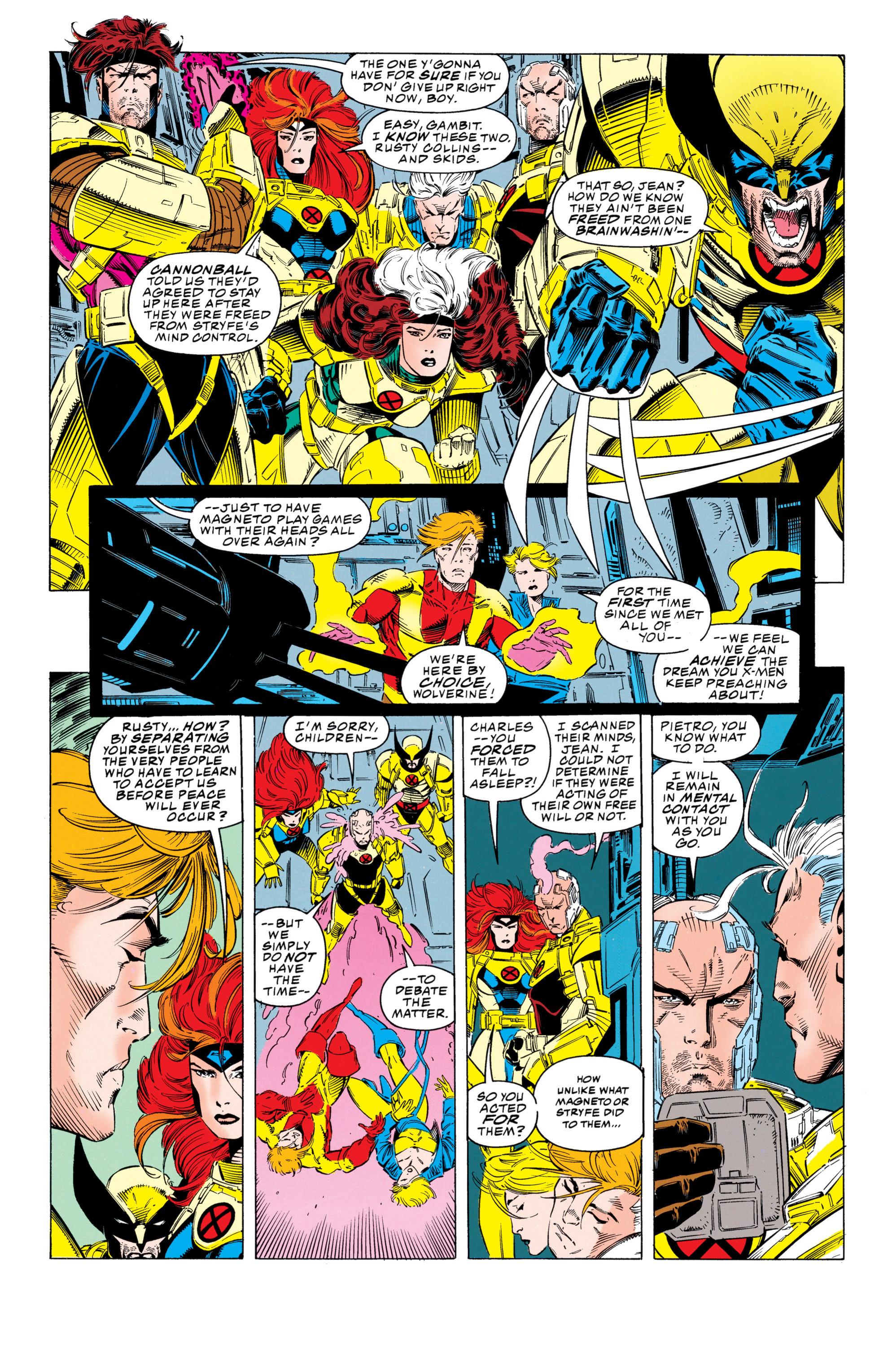 X-Men (1991) 25 Page 20