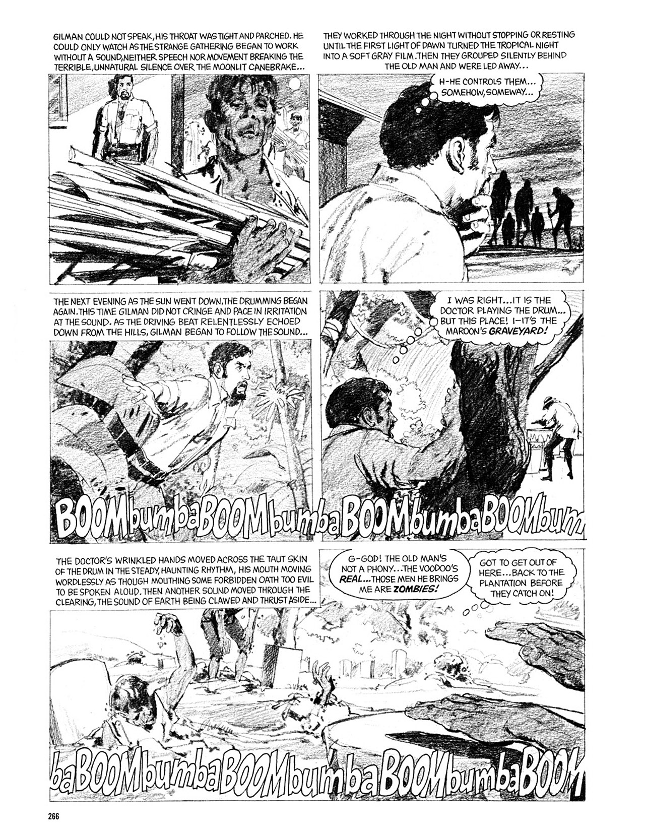 Read online Eerie Archives comic -  Issue # TPB 2 - 267