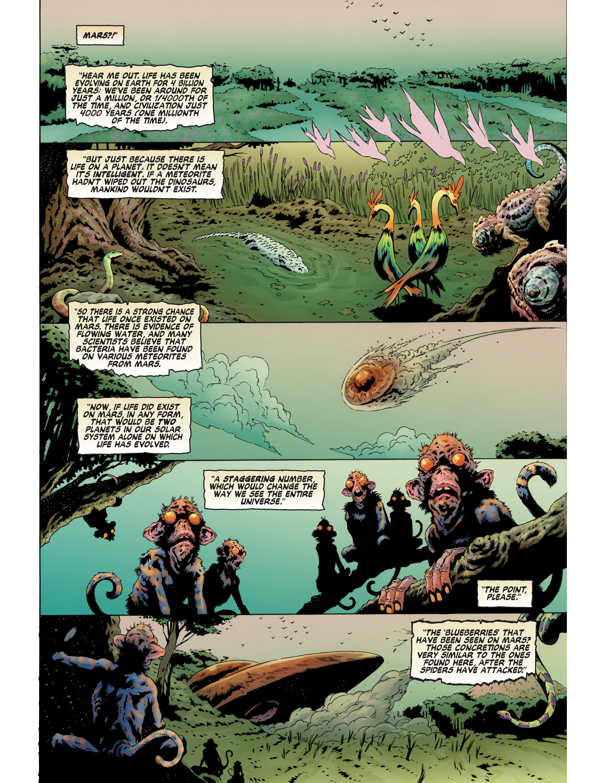 Read online Bad Planet comic -  Issue # TPB - 77