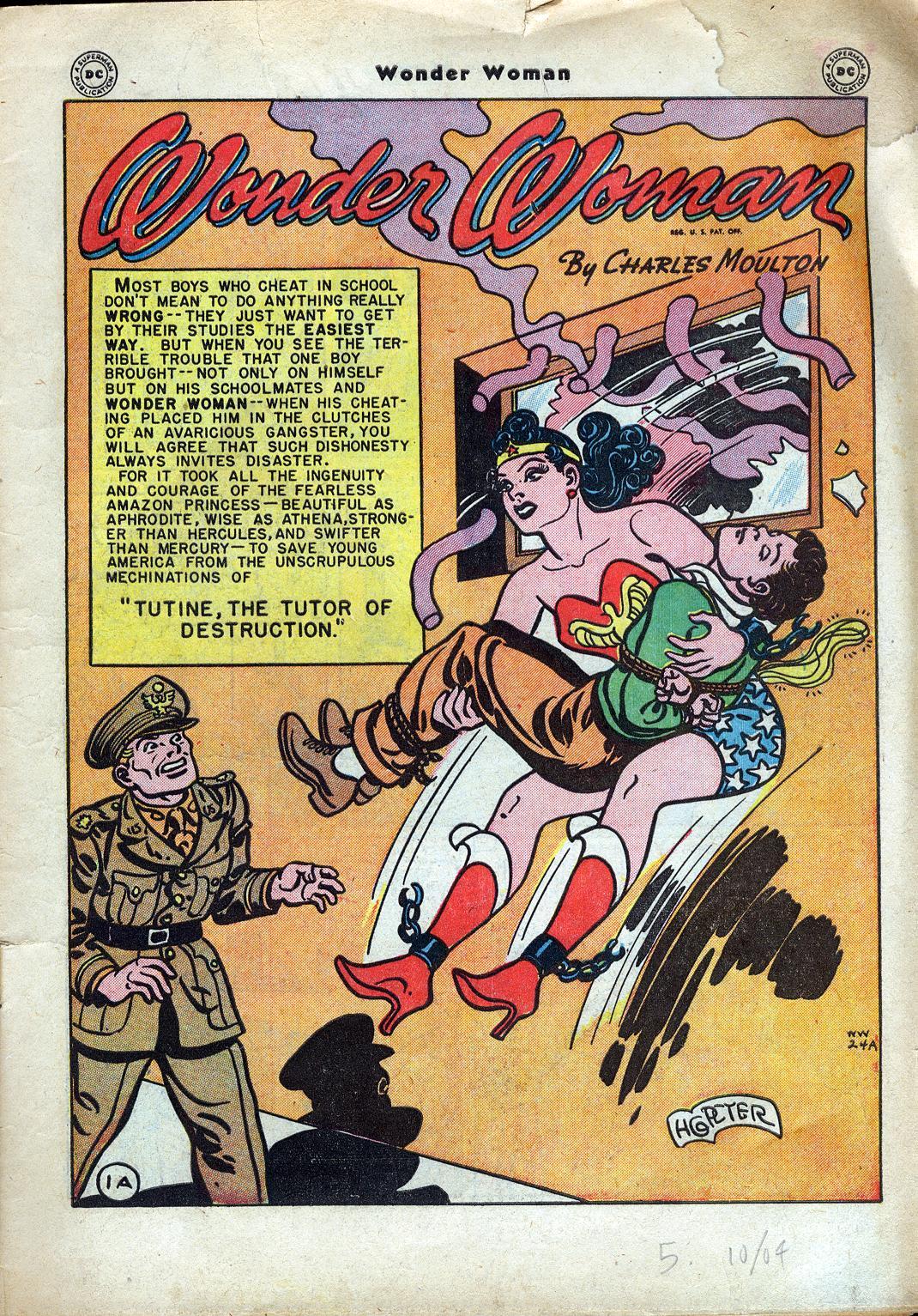 Read online Wonder Woman (1942) comic -  Issue #24 - 3