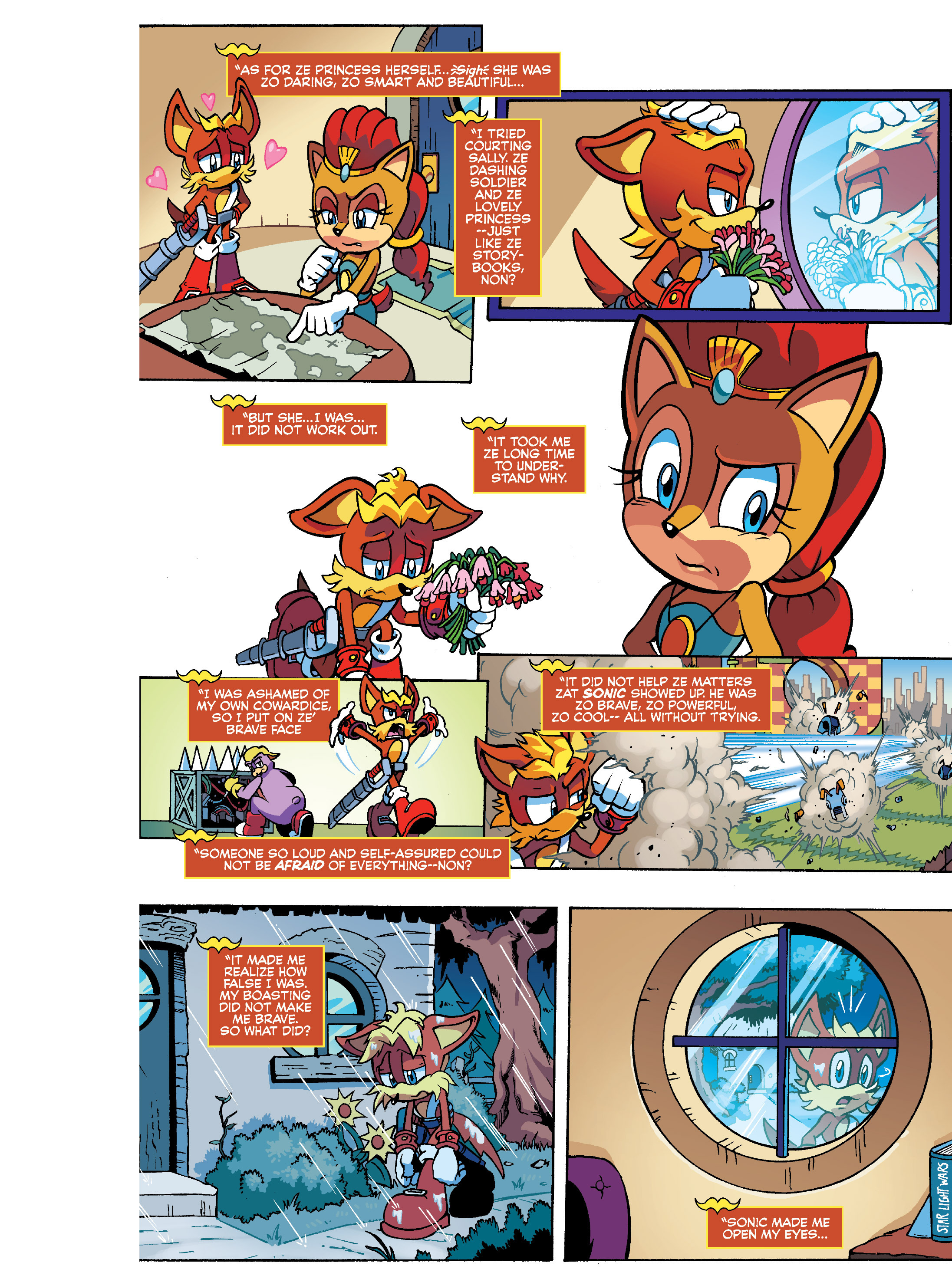 Read online Sonic Super Digest comic -  Issue #8 - 4