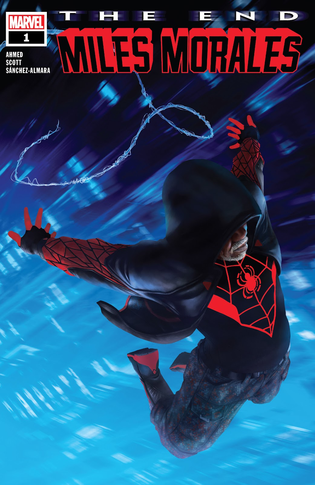 Read online Miles Morales: The End comic -  Issue # Full - 1