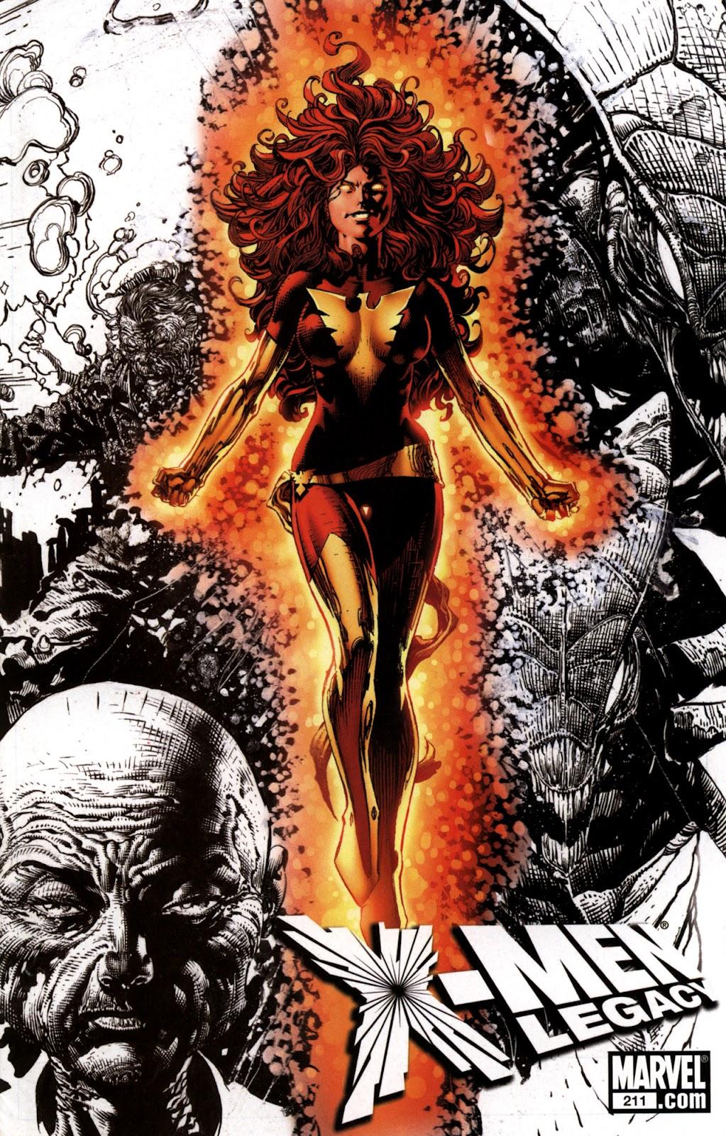 X-Men Legacy (2008) 211 Page 1