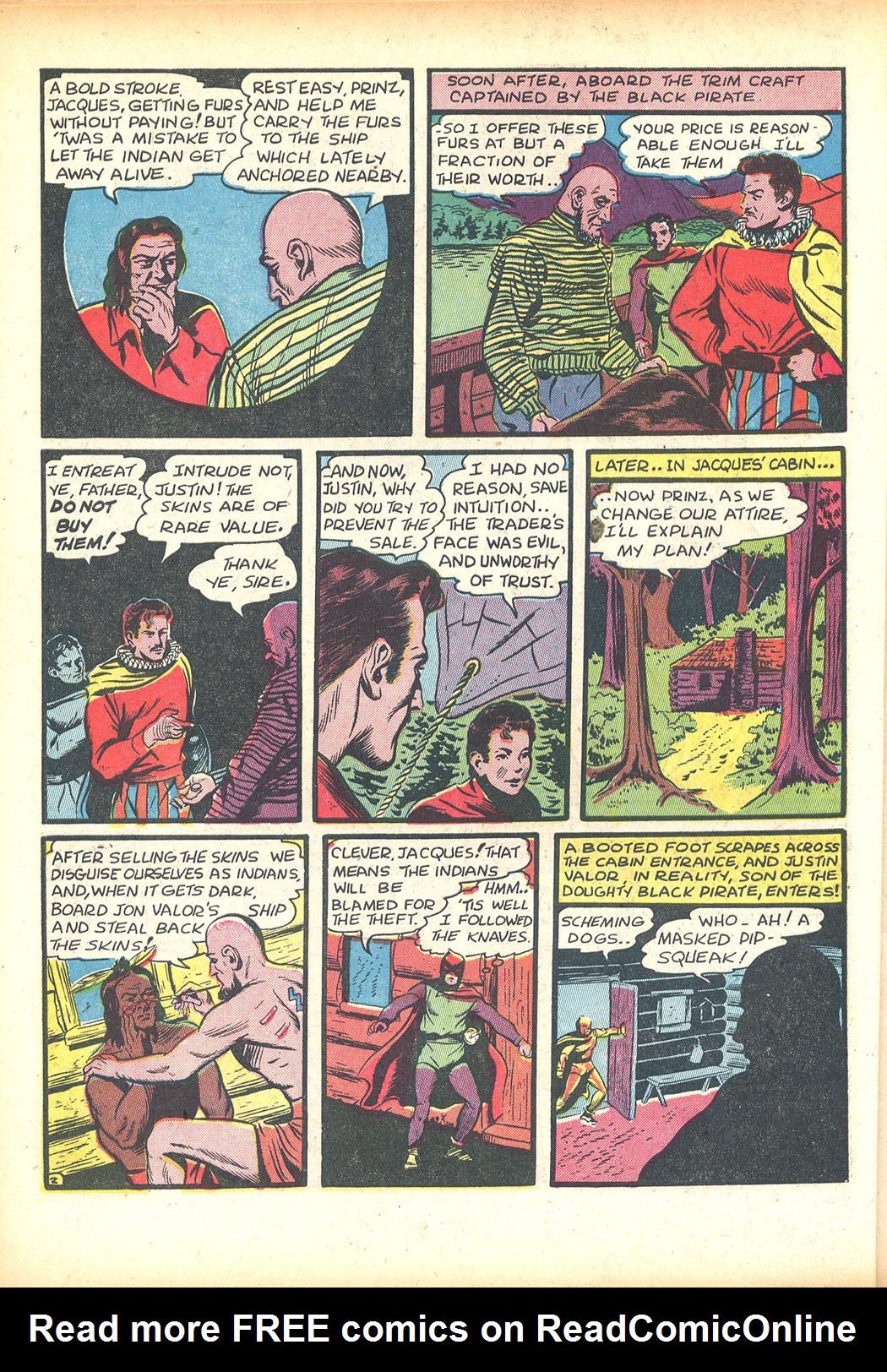 Read online Sensation (Mystery) Comics comic -  Issue #13 - 18