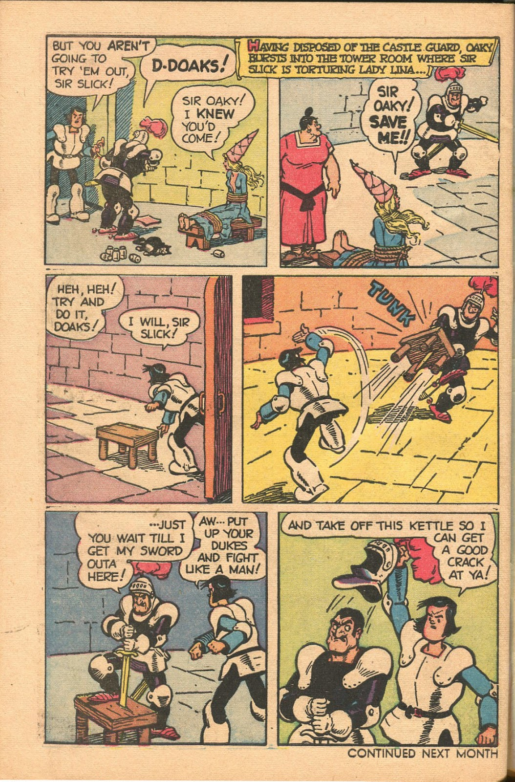 Read online Famous Funnies comic -  Issue #165 - 48