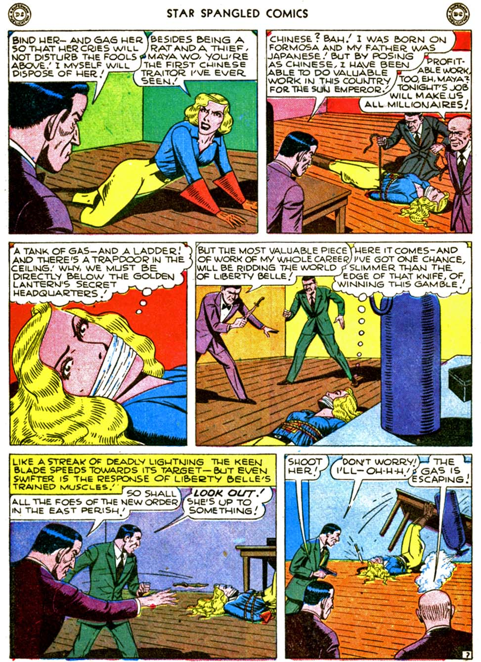 Star Spangled Comics (1941) issue 56 - Page 46