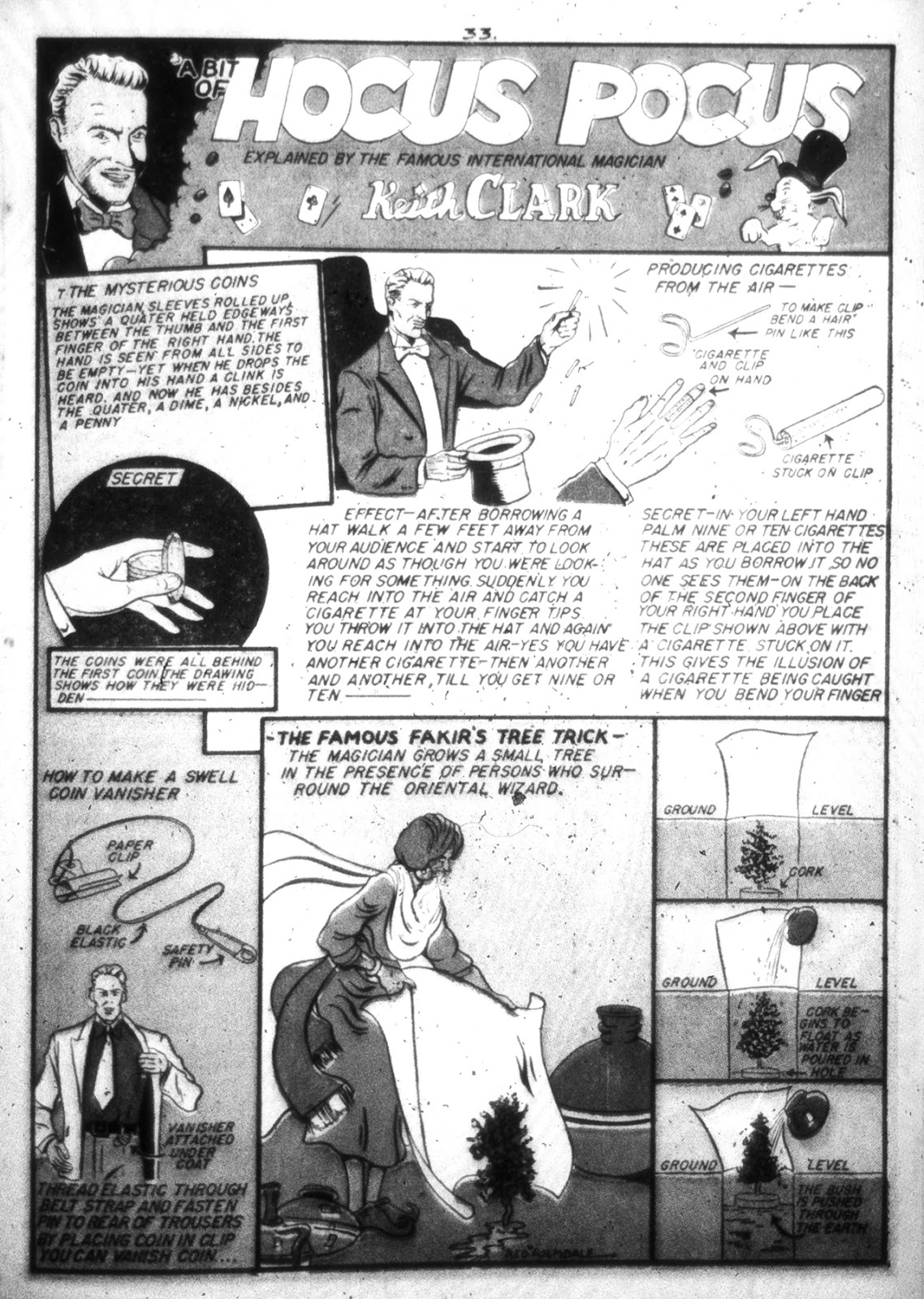 Read online Comedy Comics (1942) comic -  Issue #10 - 35