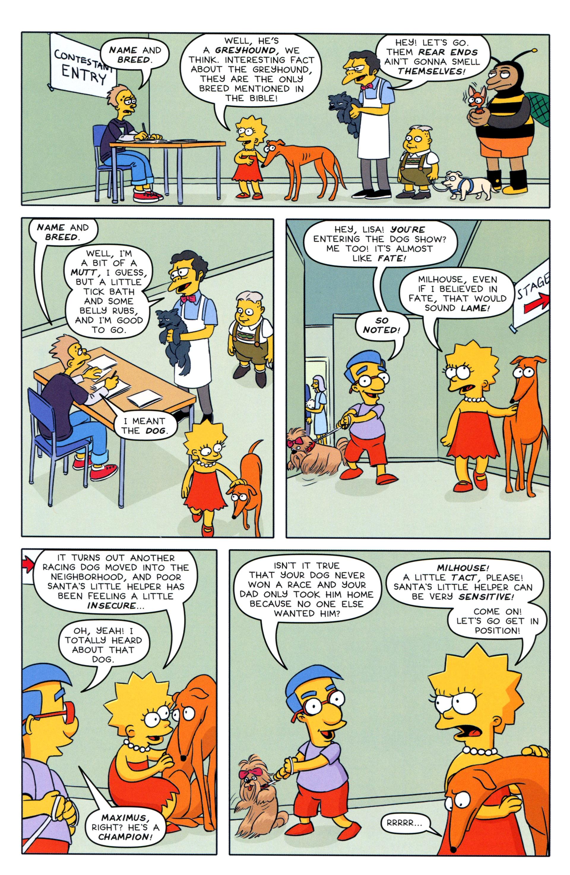 Read online Simpsons One-Shot Wonders: Lisa comic -  Issue # Full - 13