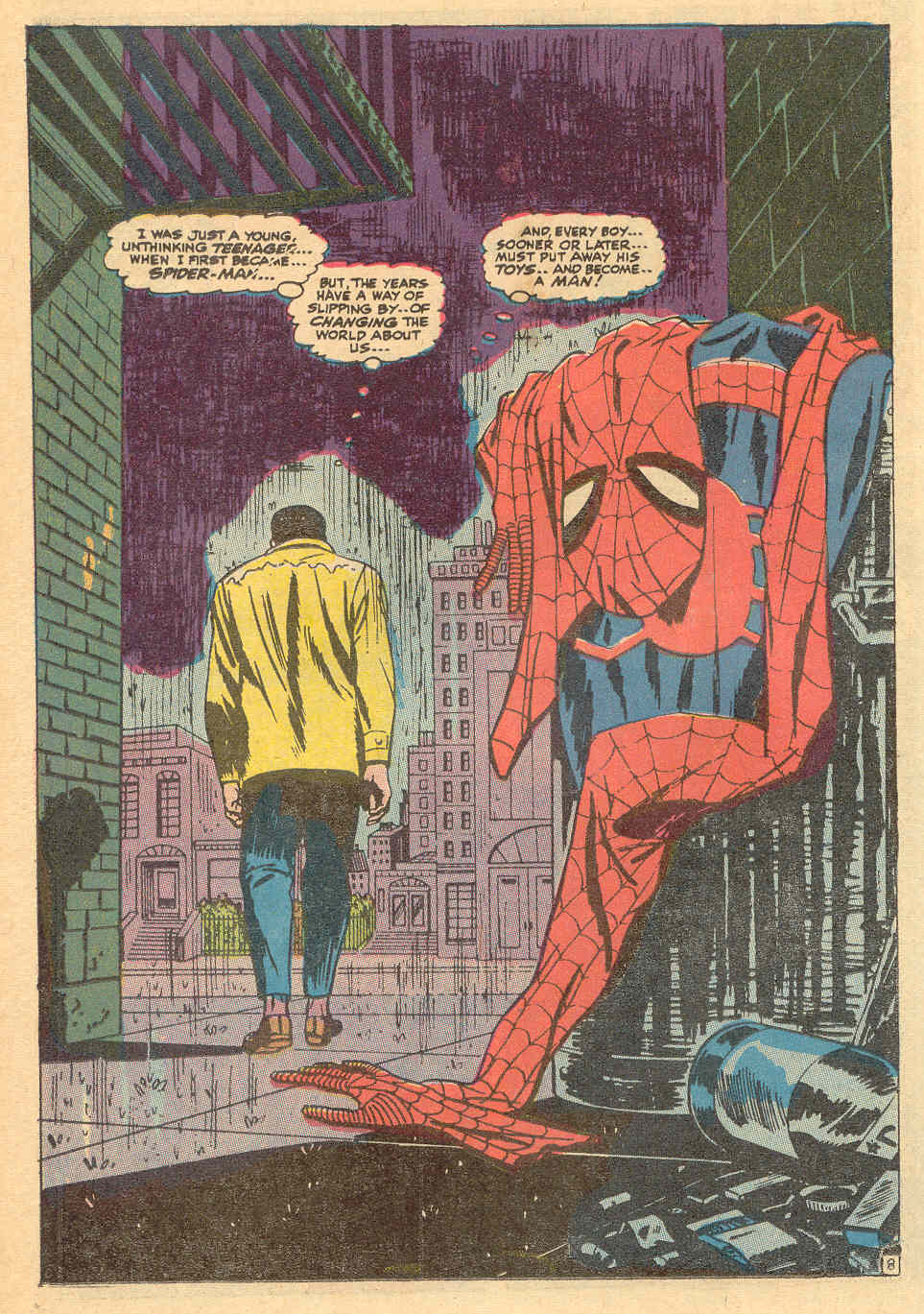 The Amazing Spider-Man (1963) _Annual_8 Page 40