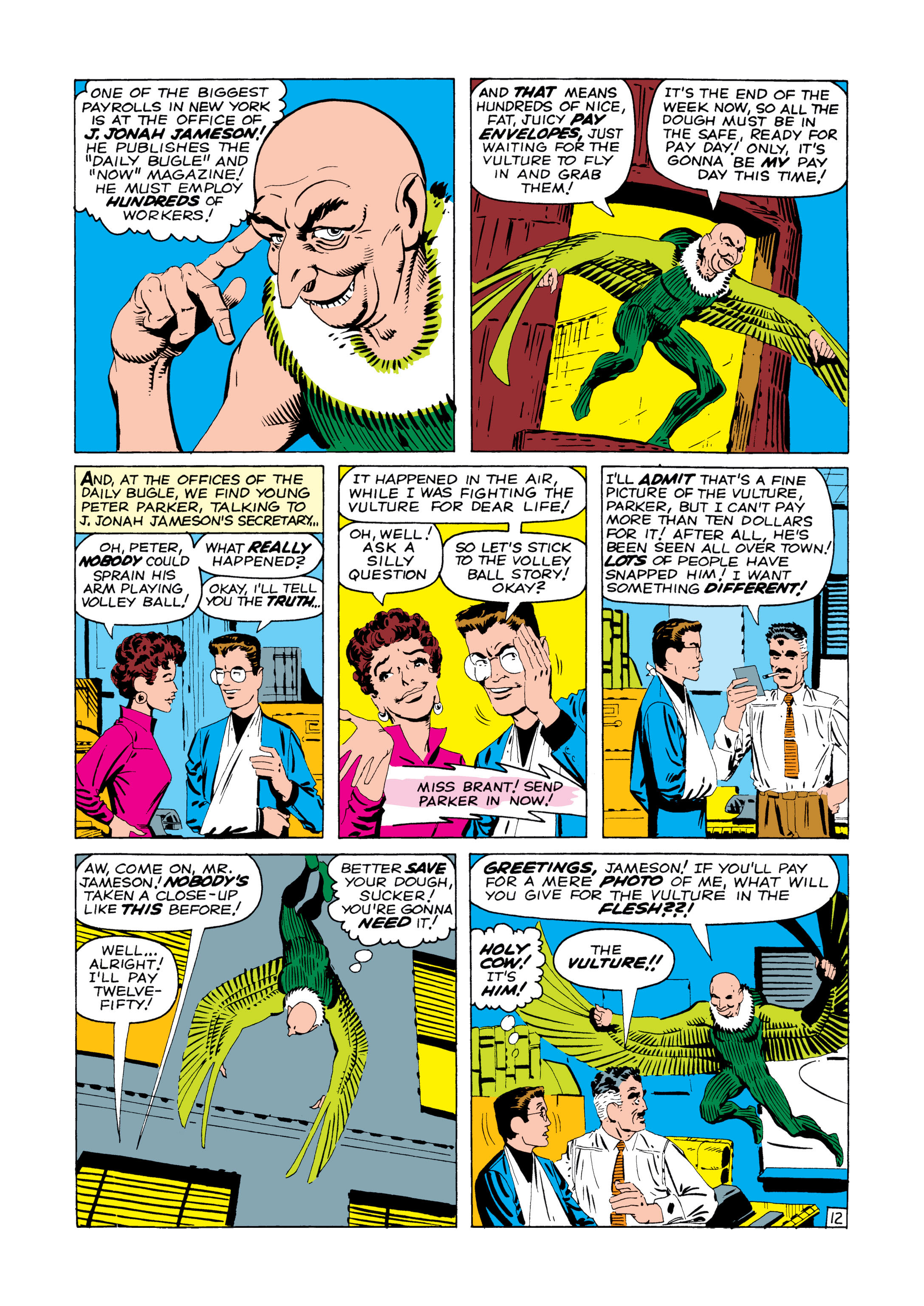 The Amazing Spider-Man (1963) 7 Page 12