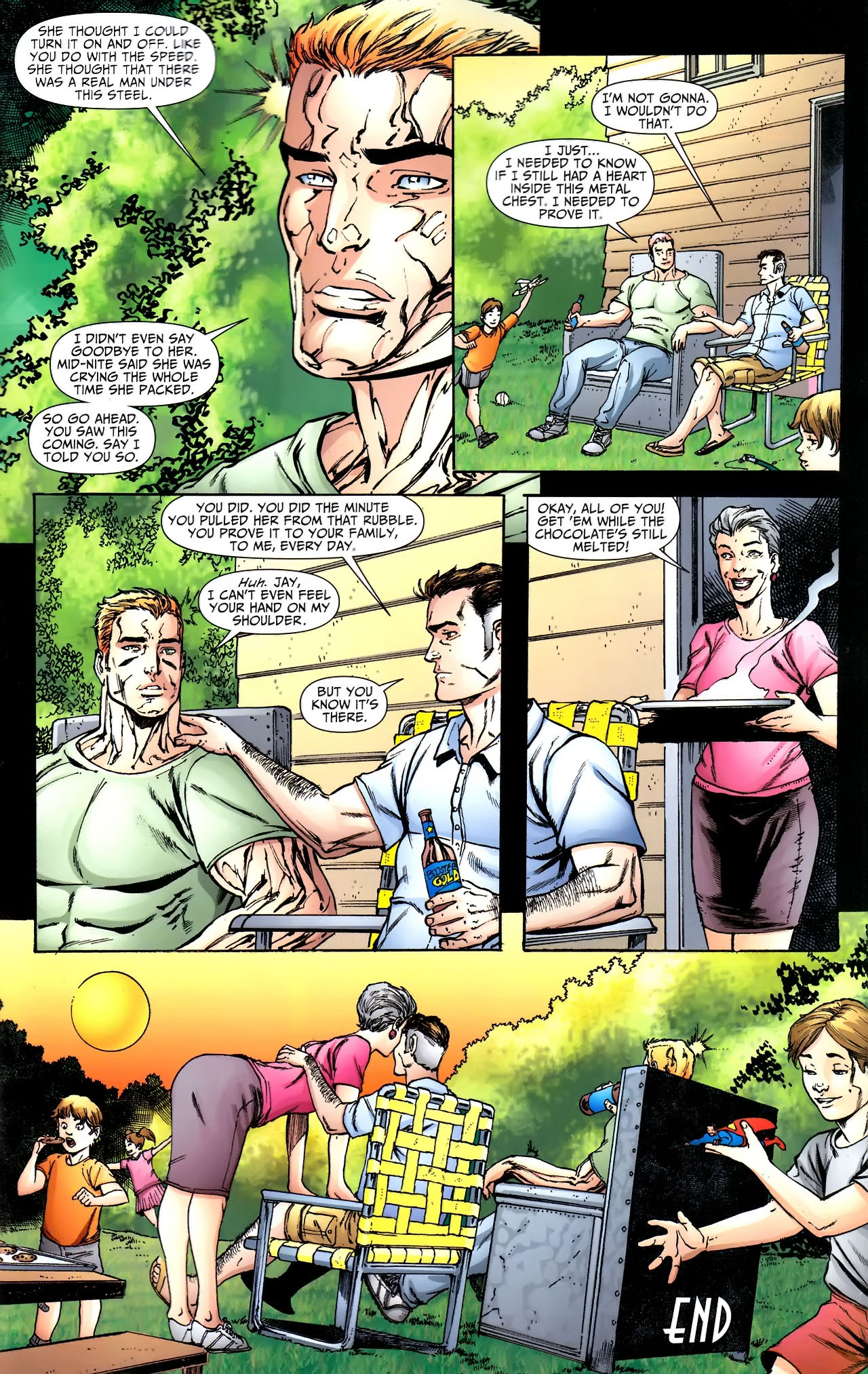 Read online JSA 80-Page Giant 2011 comic -  Issue # Full - 41