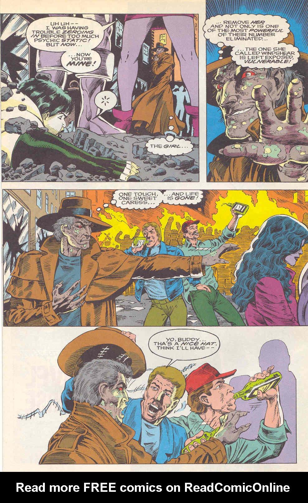 Read online Alpha Flight (1983) comic -  Issue #112 - 6